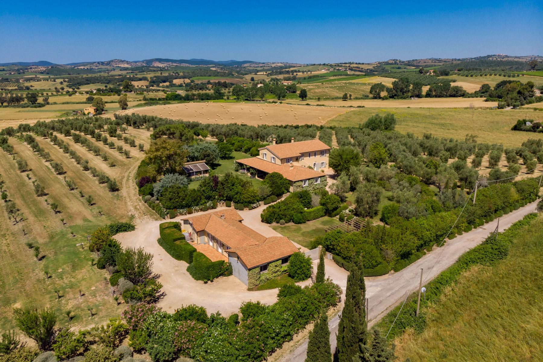 Wonderful villa with farm-house in Maremma - 26
