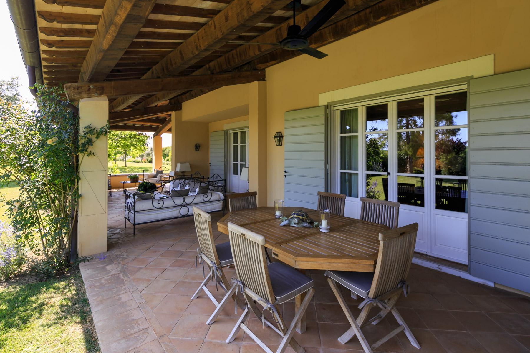 Wonderful villa with farm-house in Maremma - 19