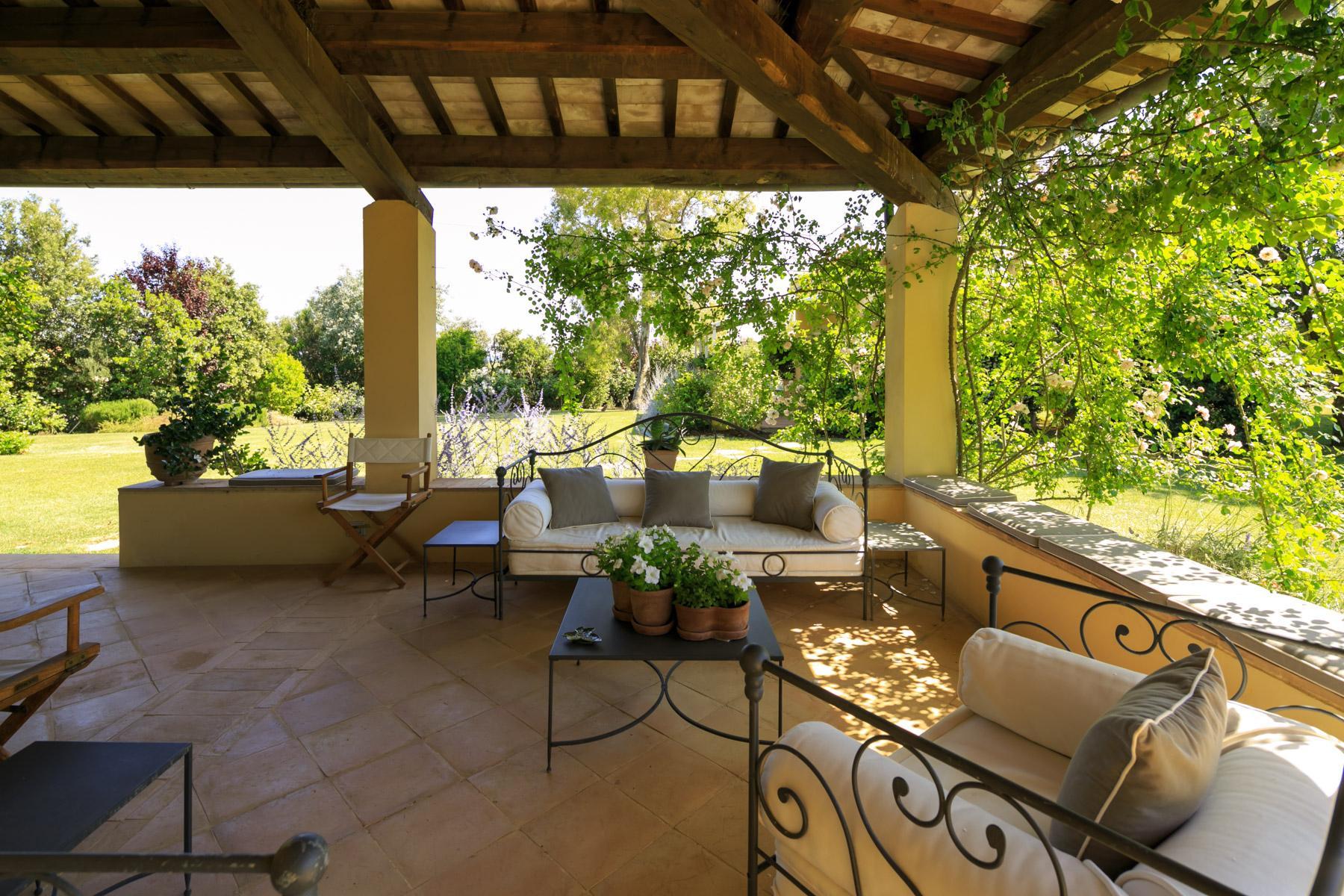 Wunderschöne Villa mit Bauernhof in Maremma - 6