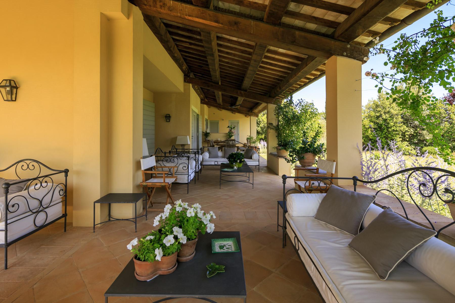 Wonderful villa with farm-house in Maremma - 20