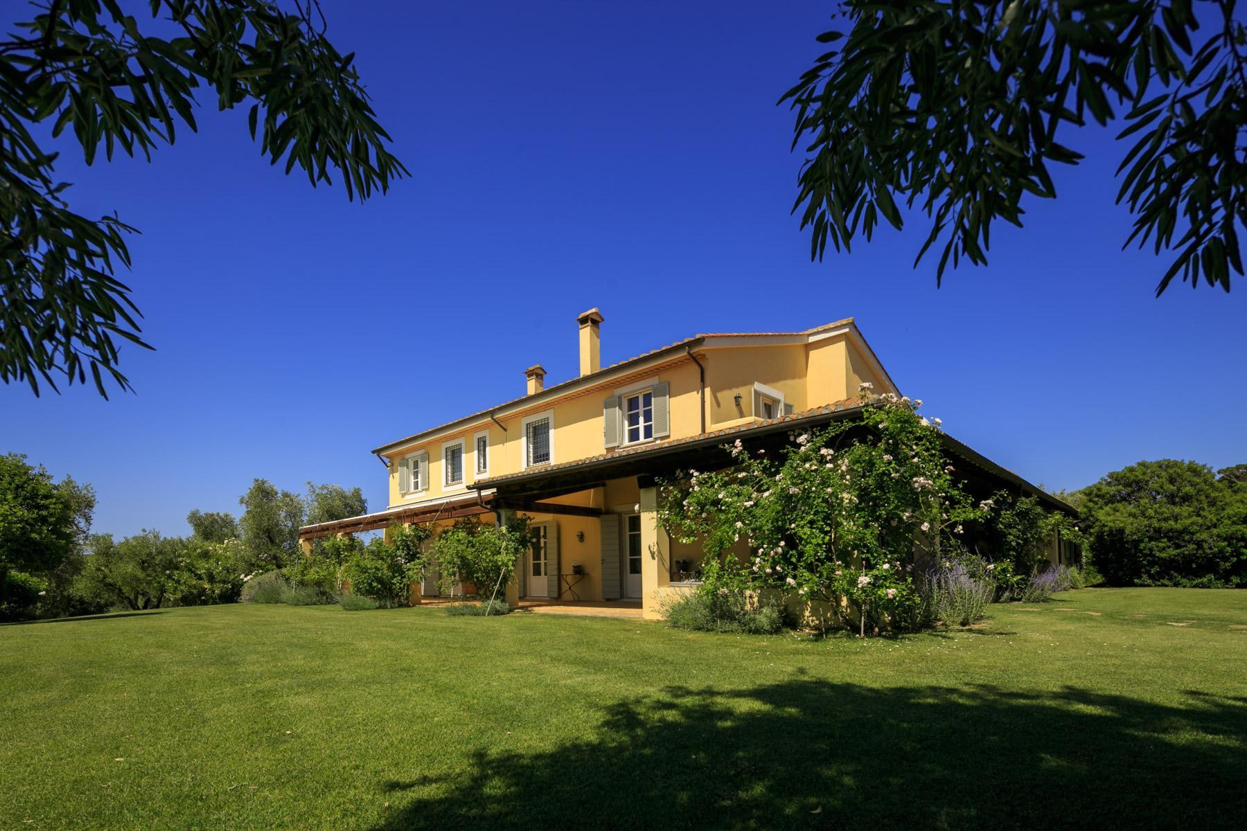 Wonderful villa with farm-house in Maremma - 16