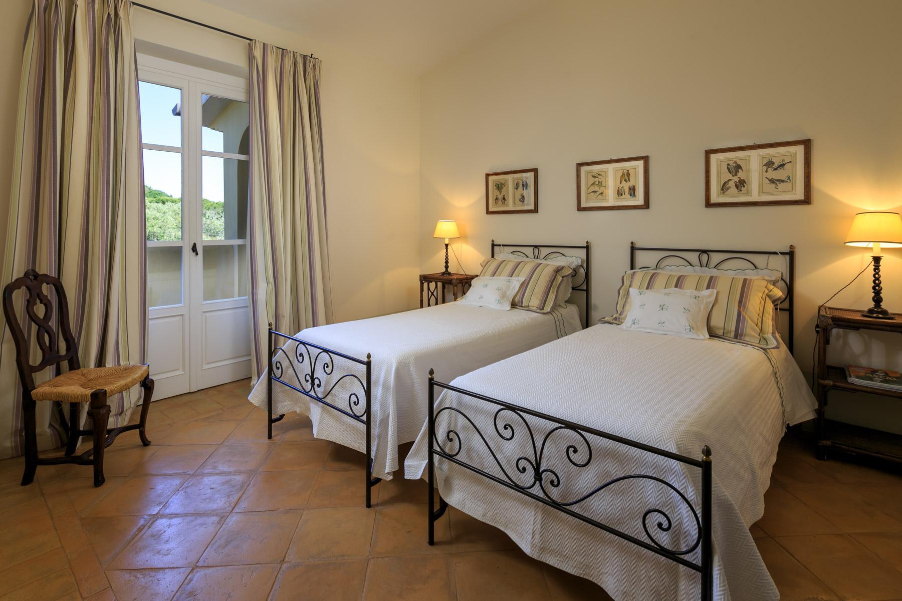 Wonderful villa with farm-house in Maremma - 22