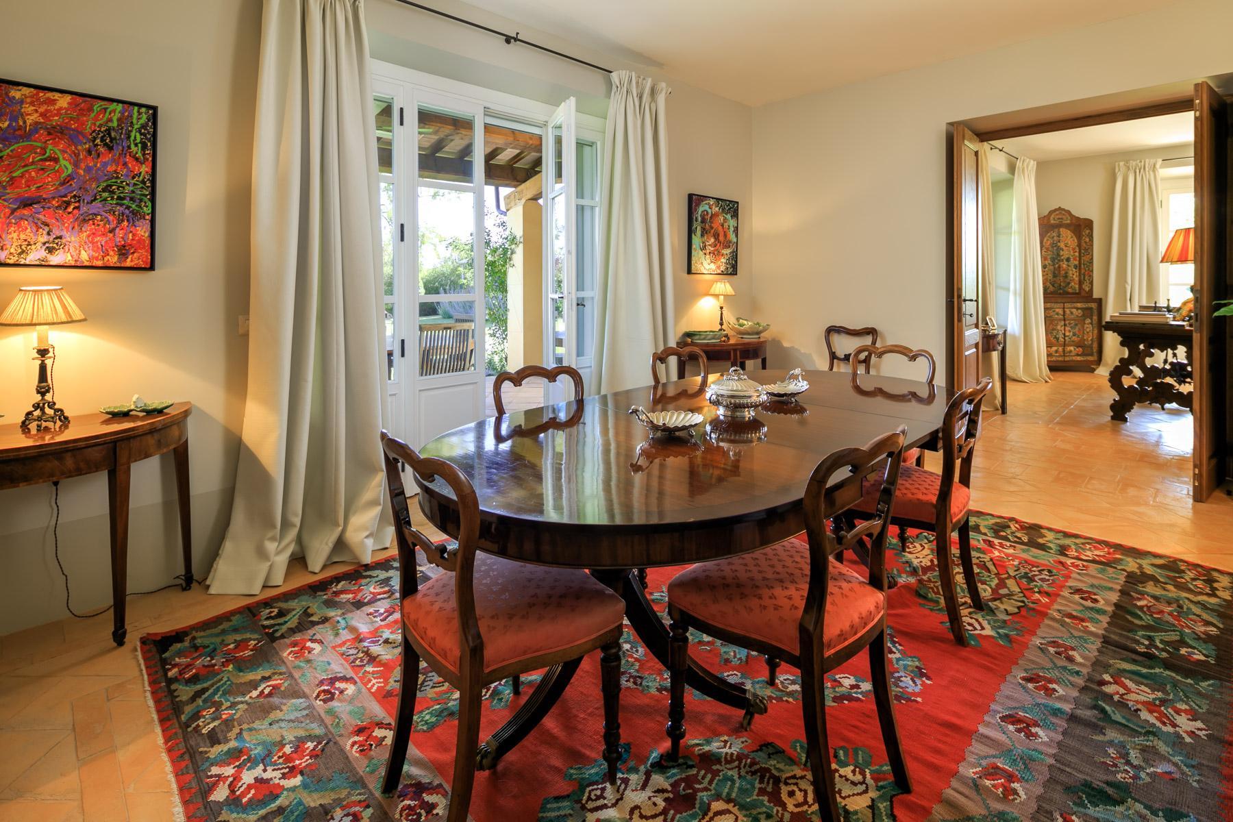 Wonderful villa with farm-house in Maremma - 21