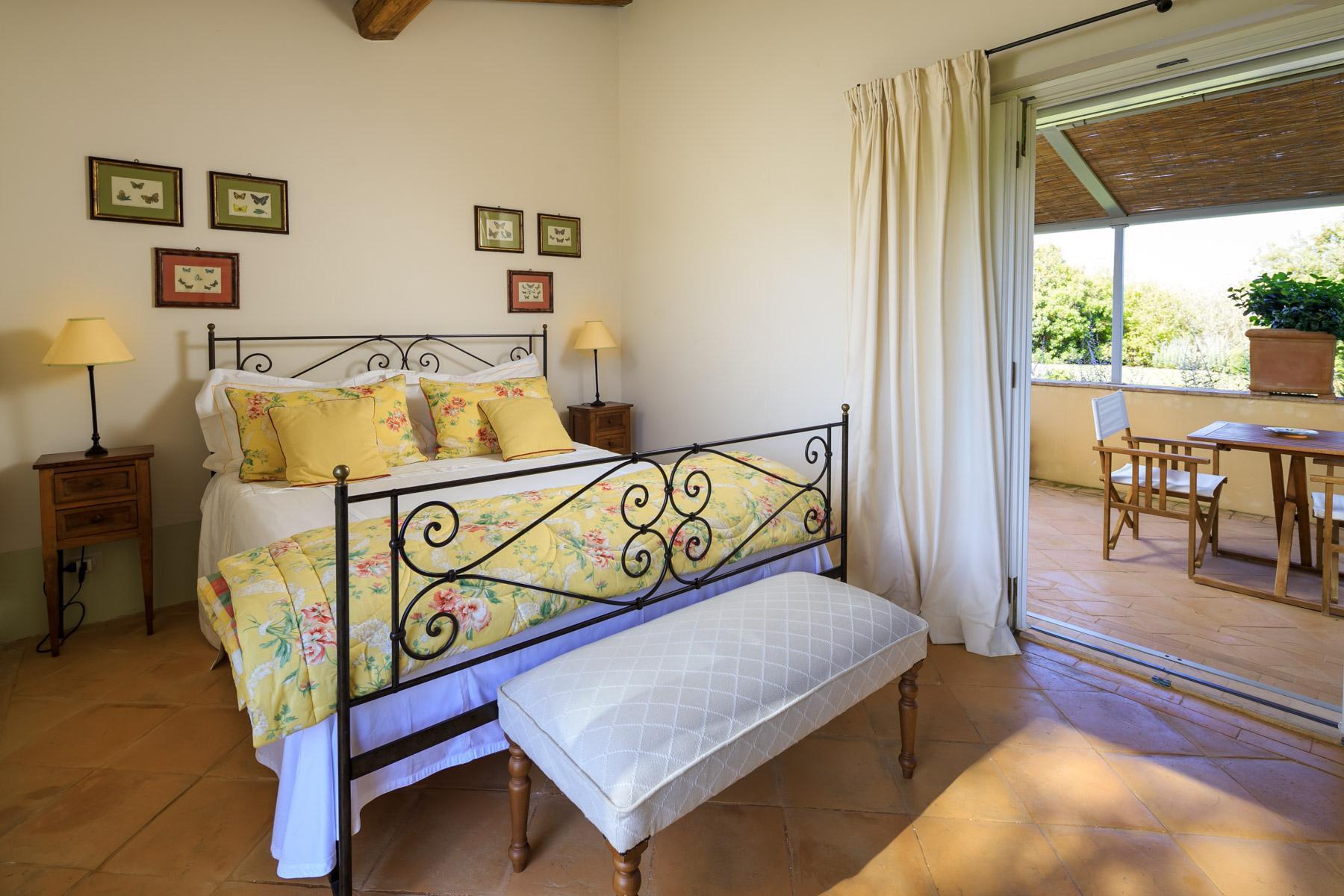 Wonderful villa with farm-house in Maremma - 11