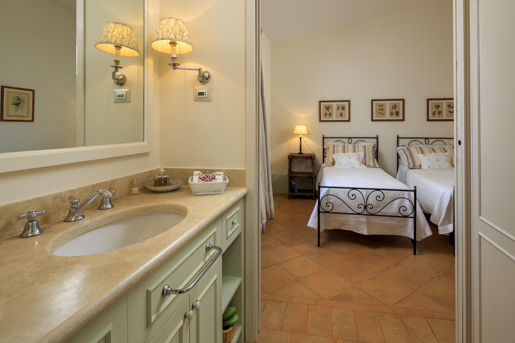 Wonderful villa with farm-house in Maremma - 23
