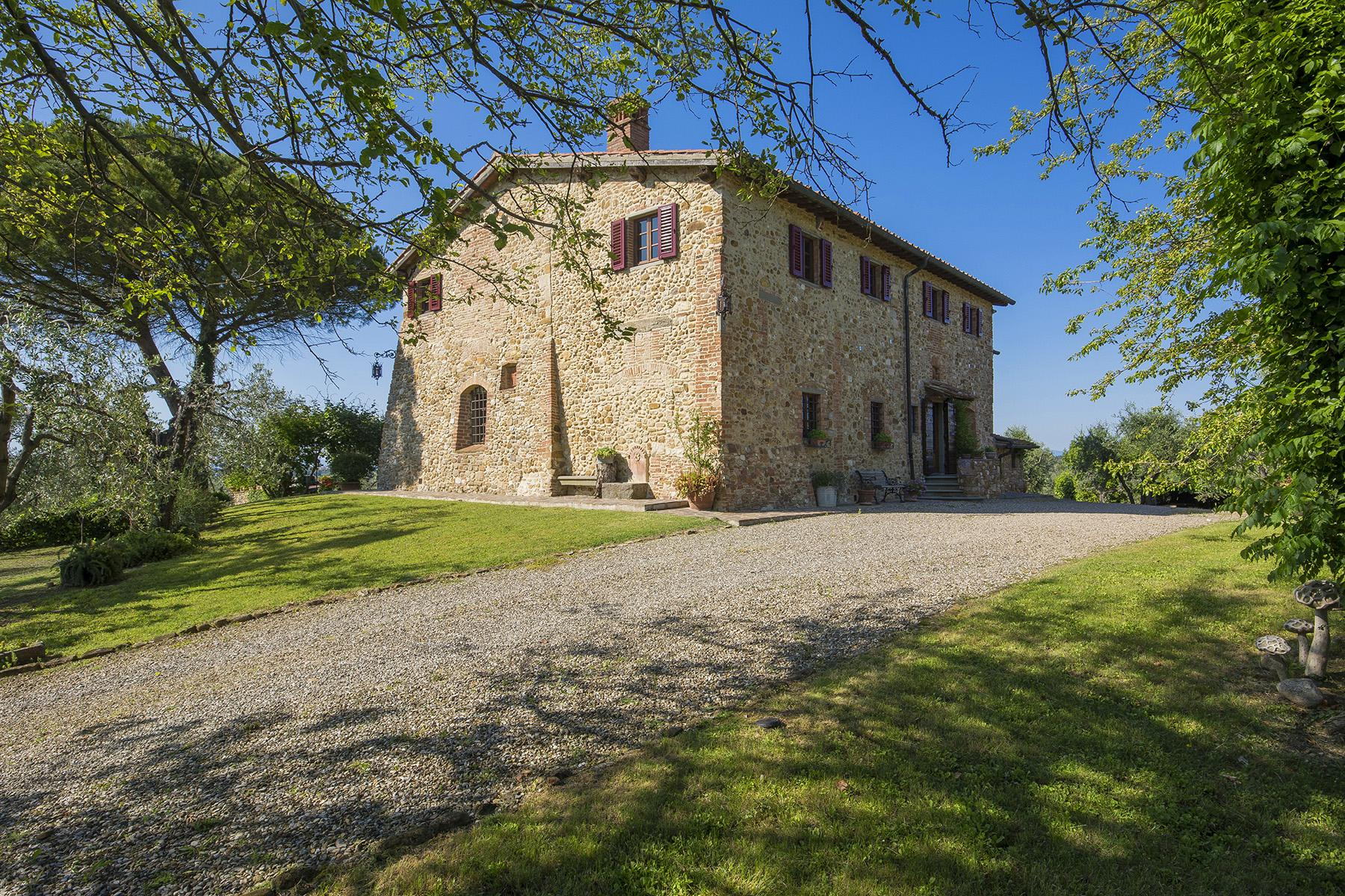 Beautiful countryhouse in the Chianti area - 1