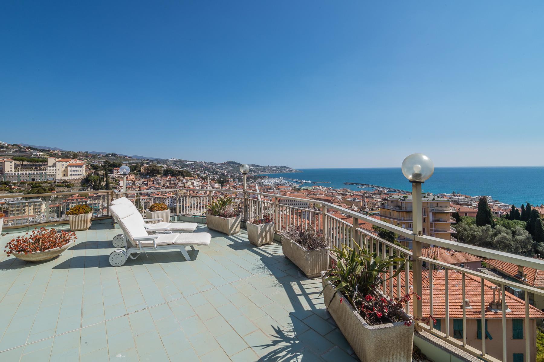 Panoramico appartamento con terrazzo al piano di circa 80 mq - 3