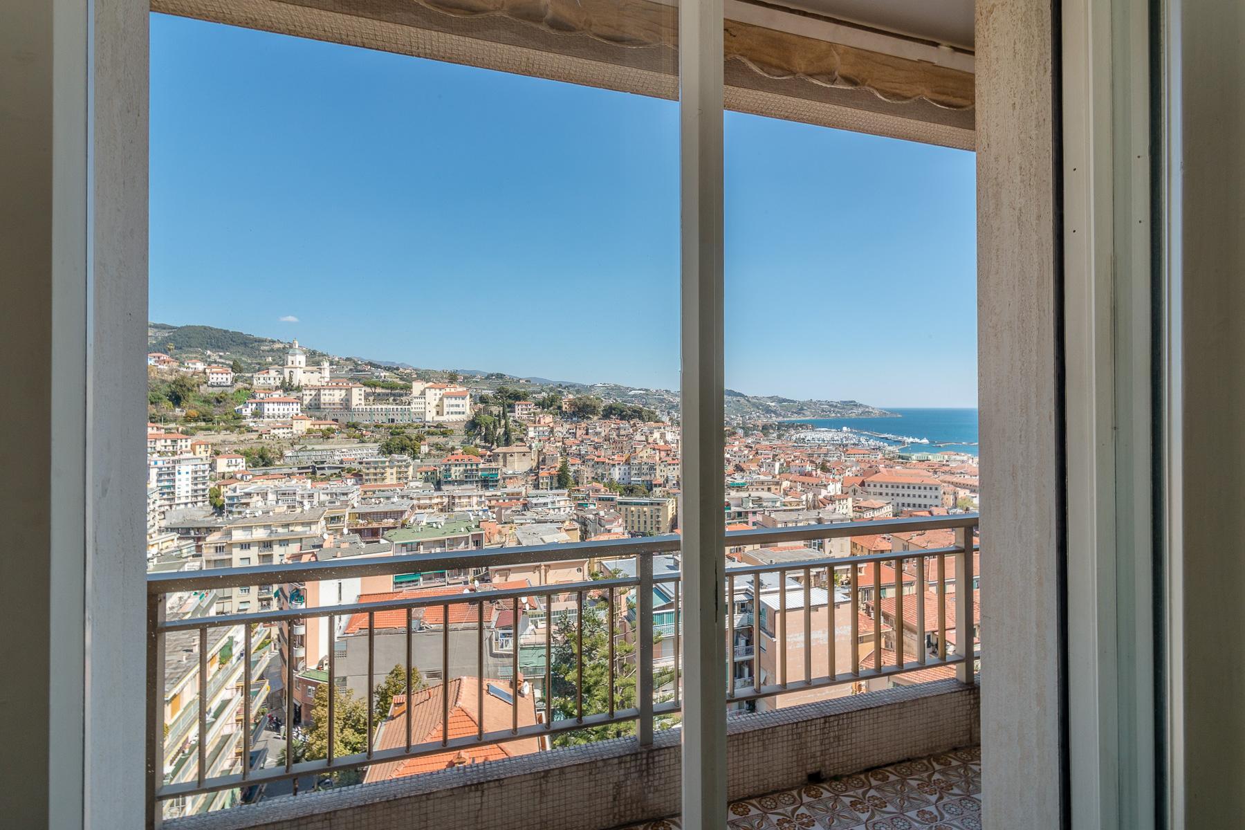 Panoramico appartamento con terrazzo al piano di circa 80 mq - 14