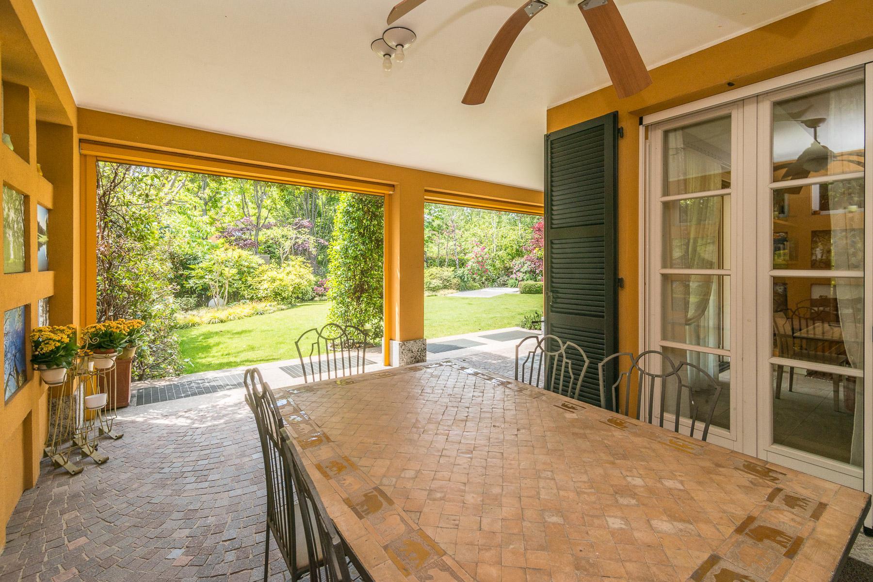 Golf Club de Castelconturbia, maison individuelle de 300 m² avec jardin de 1500 m² et jacuzzi - 9
