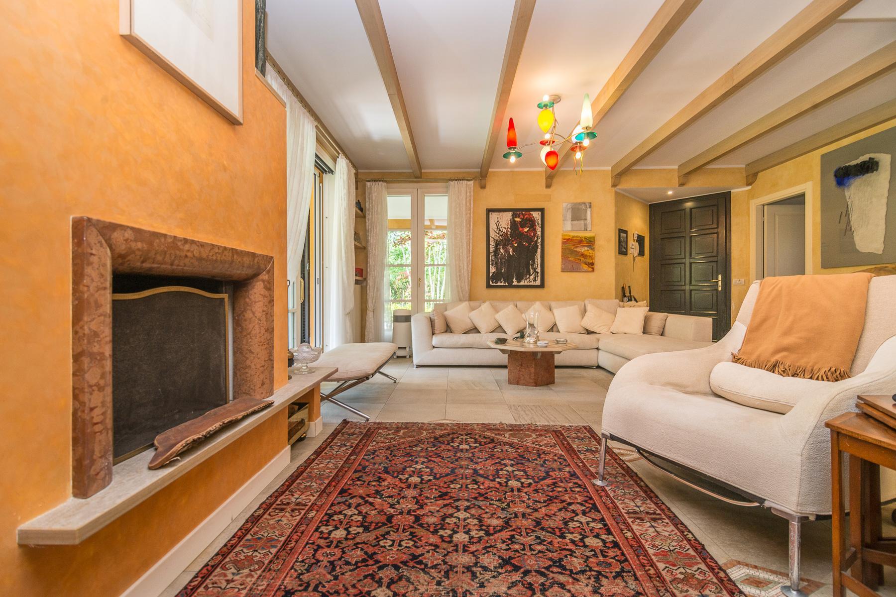 Golf Club Castelconturbia, splendida villa di 300 mq con giardino di 1500 mq e jacuzzi - 14
