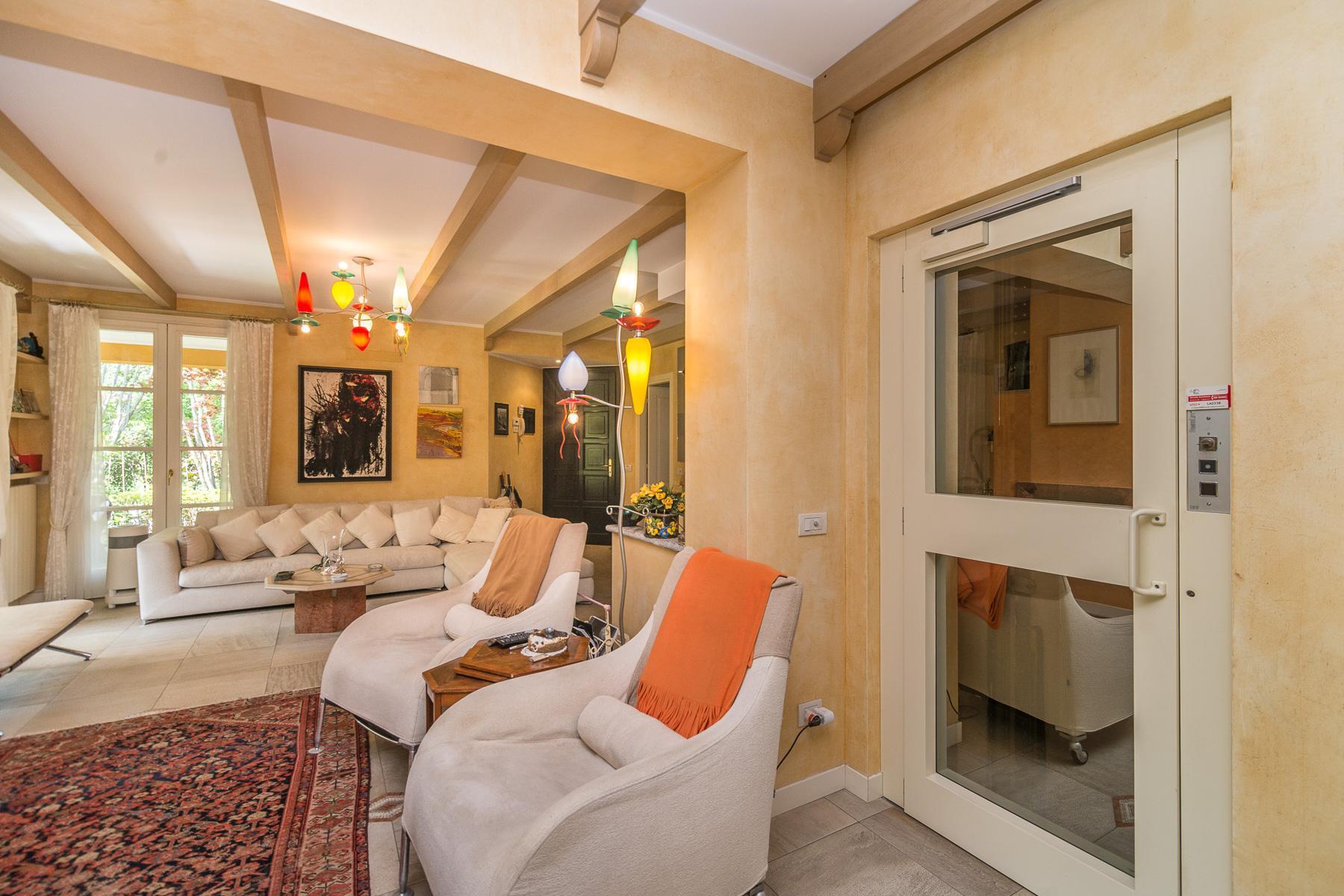 Golf Club Castelconturbia, splendida villa di 300 mq con giardino di 1500 mq e jacuzzi - 15