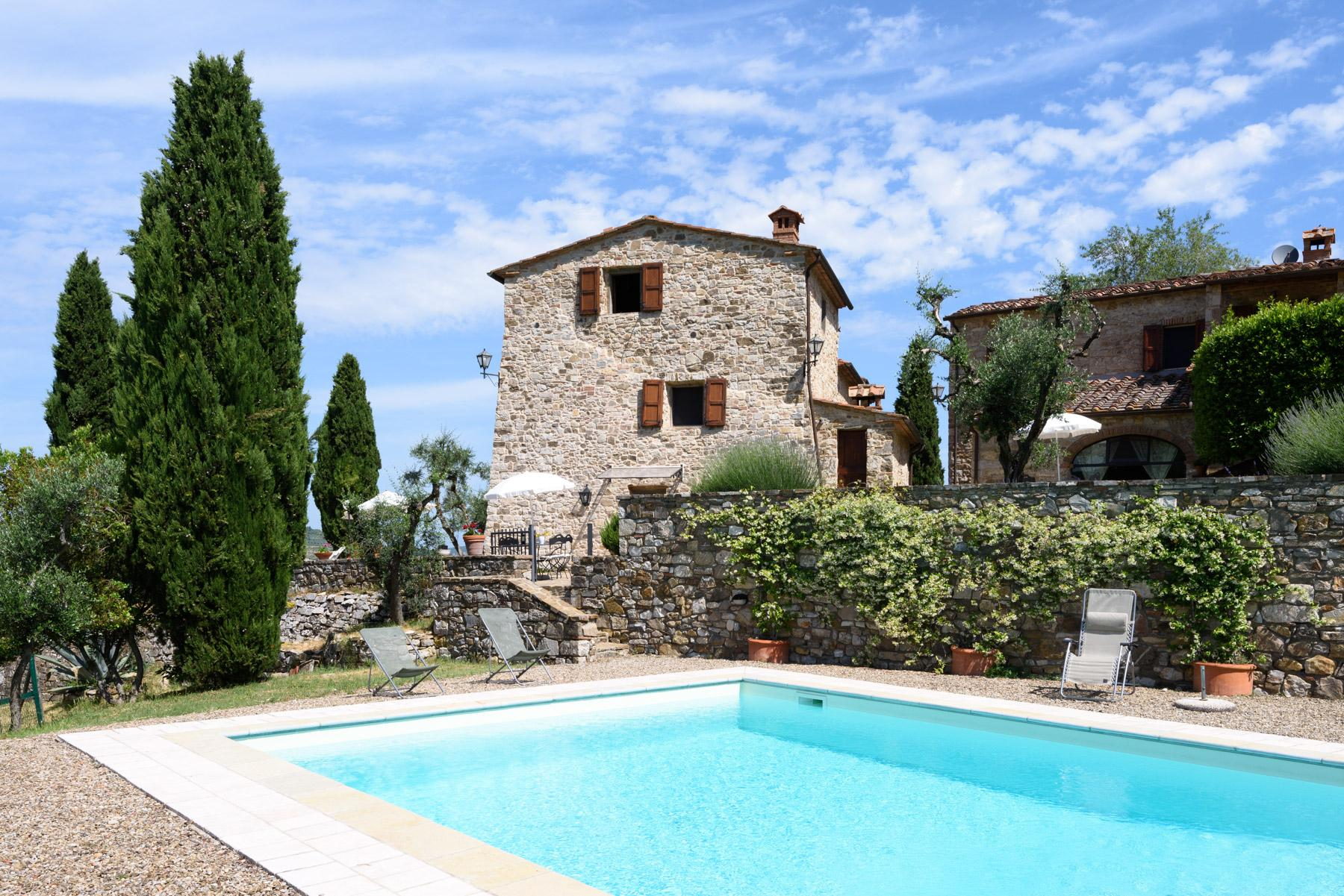 Enchanting farm in the heart of Chianti - 1