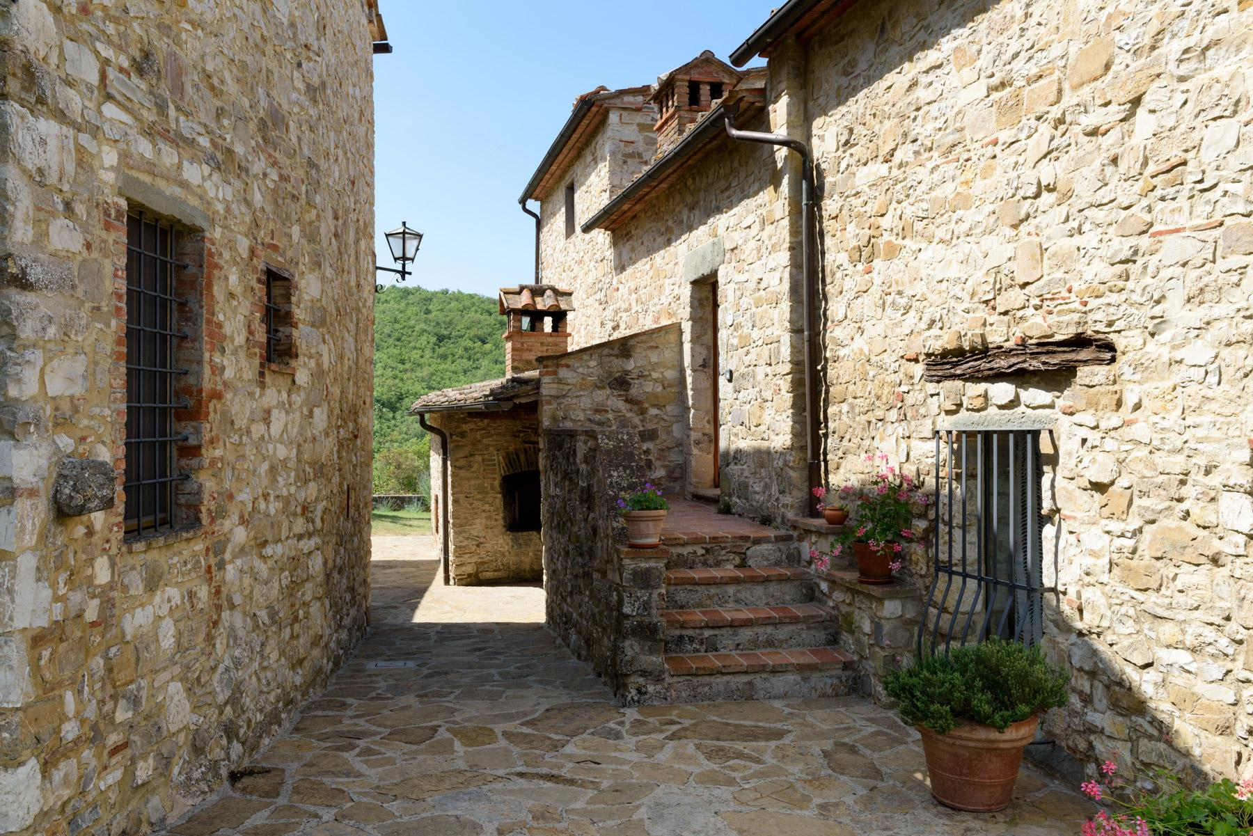 Enchanting farm in the heart of Chianti - 6