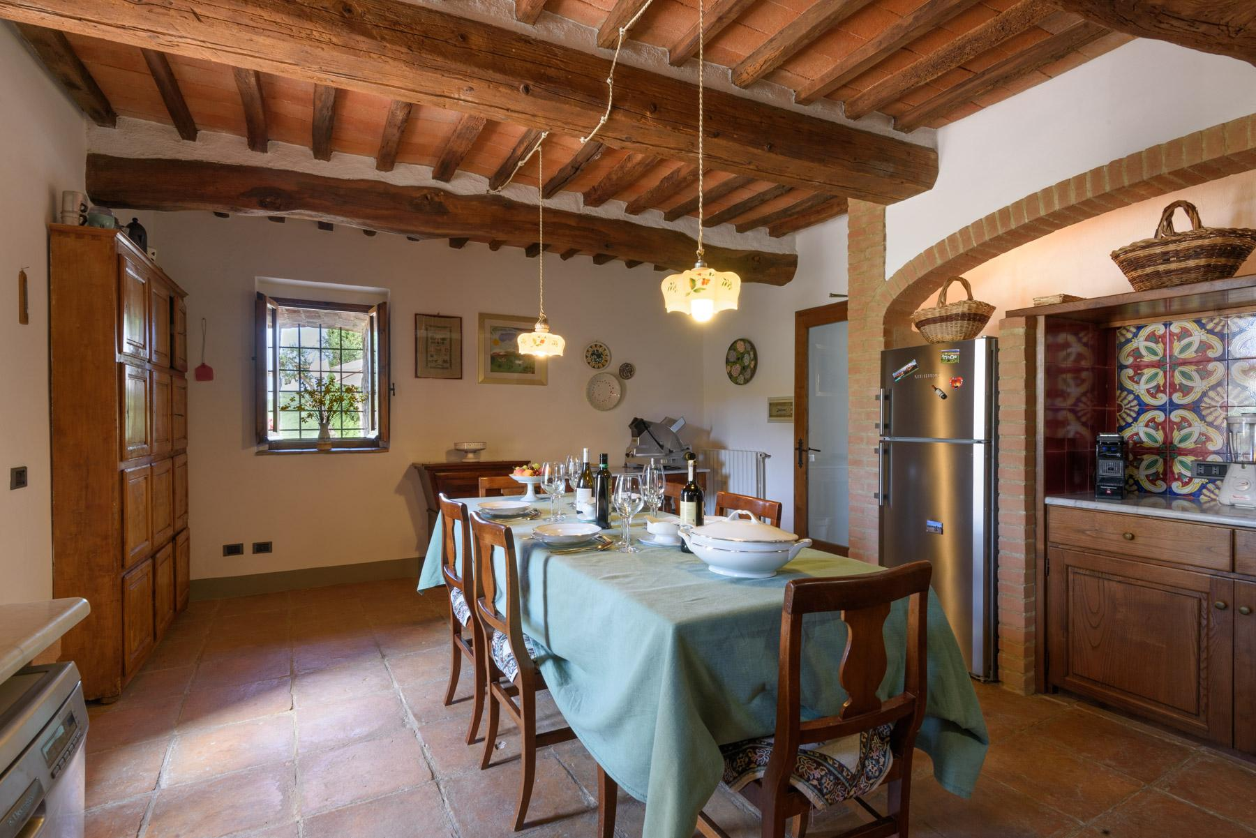 Enchanting farm in the heart of Chianti - 10