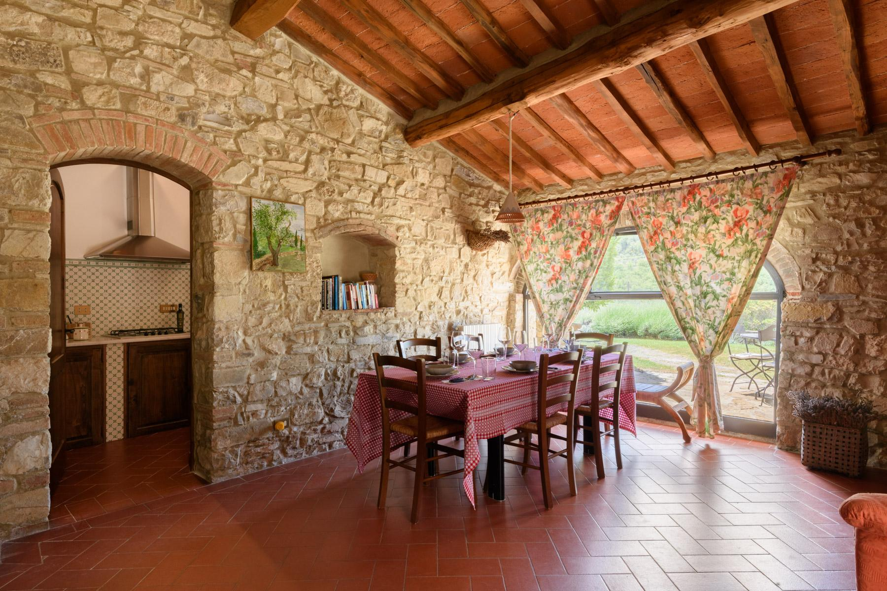 Enchanting farm in the heart of Chianti - 15