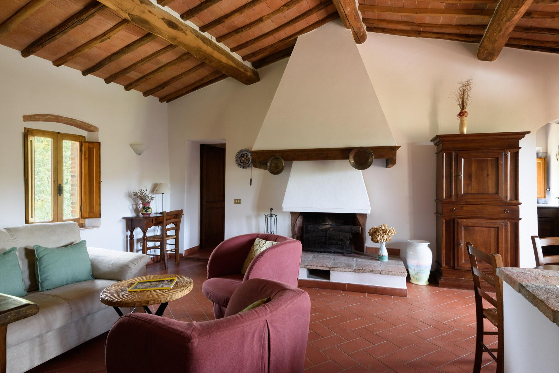 Enchanting farm in the heart of Chianti - 16
