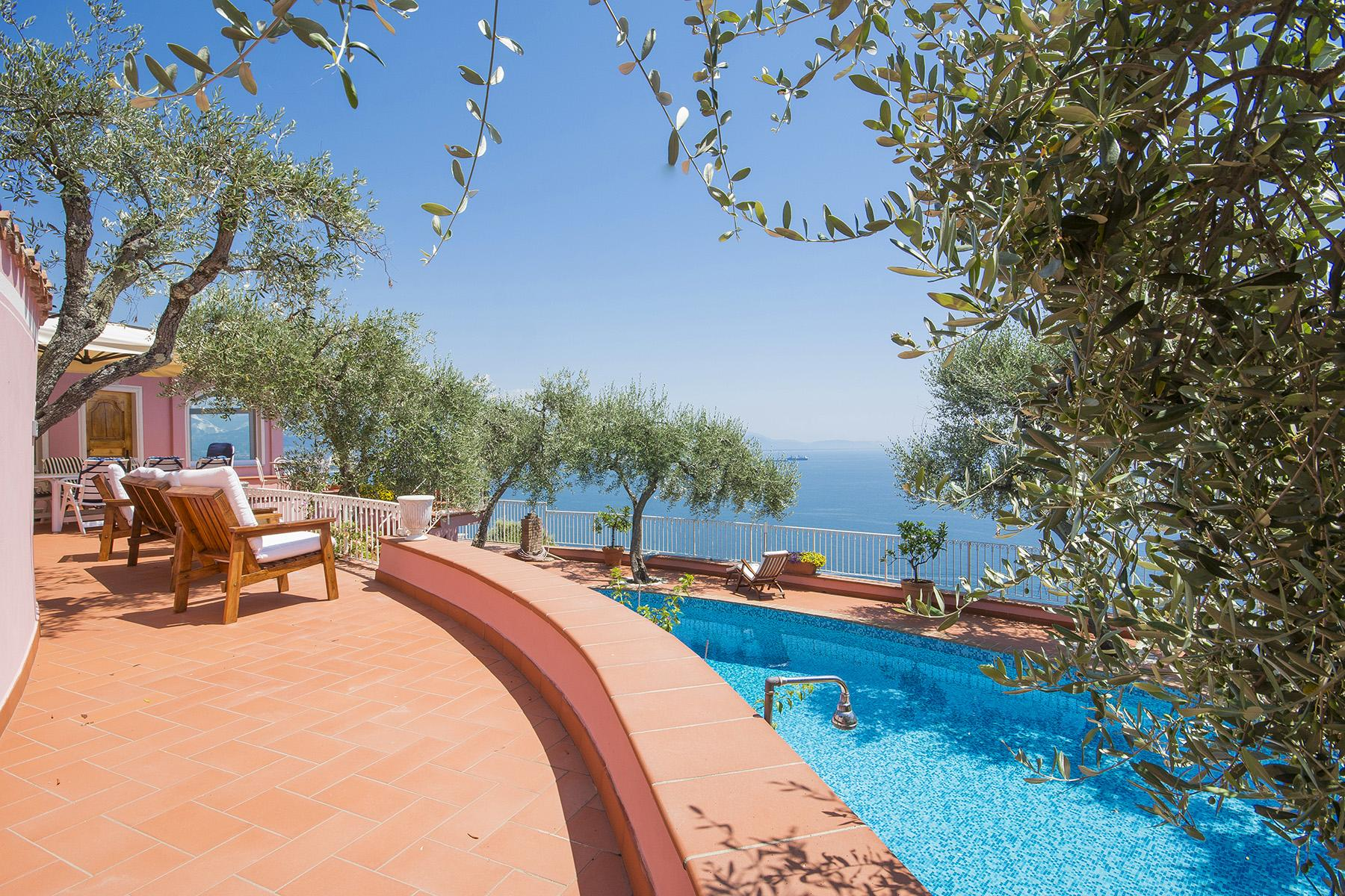 Charming luxury villa with swimming pool overlooking the Ligurian sea - 13