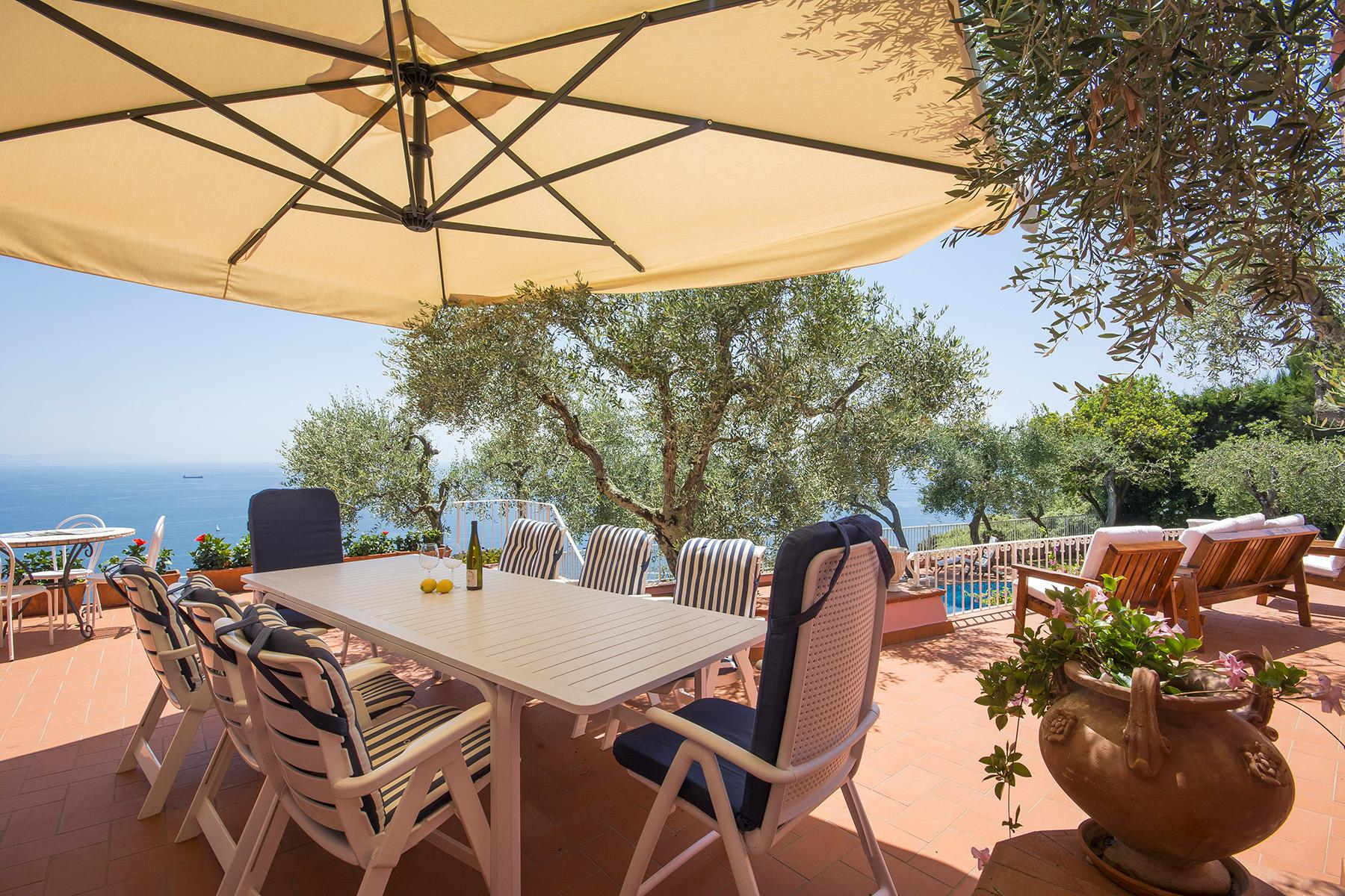 Charming luxury villa with swimming pool overlooking the Ligurian sea - 11