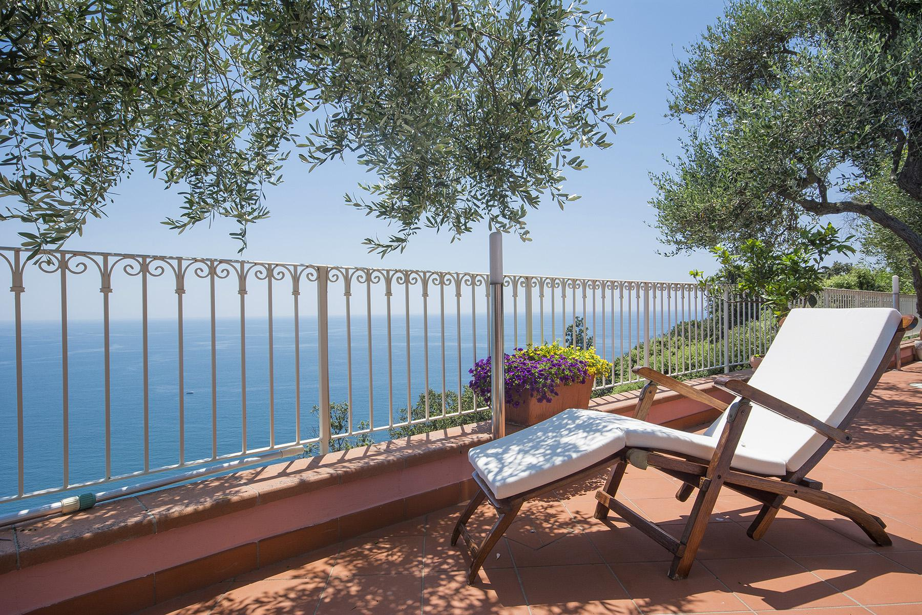 Charming luxury villa with swimming pool overlooking the Ligurian sea - 16