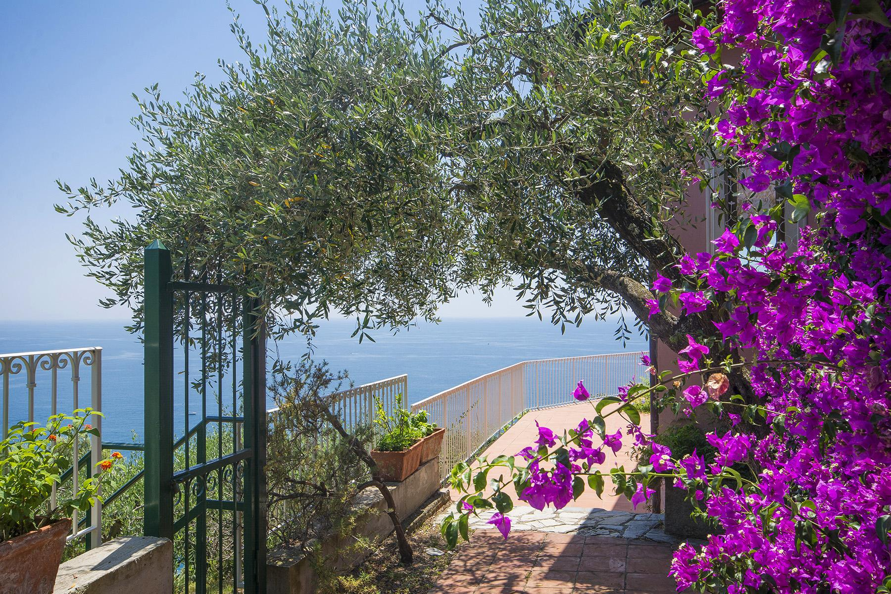 Charming luxury villa with swimming pool overlooking the Ligurian sea - 17