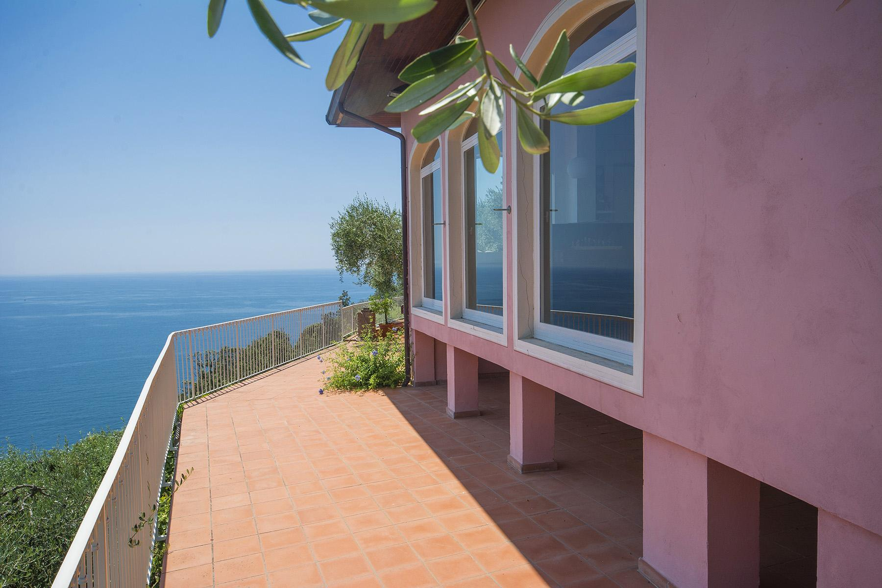 Charming luxury villa with swimming pool overlooking the Ligurian sea - 18