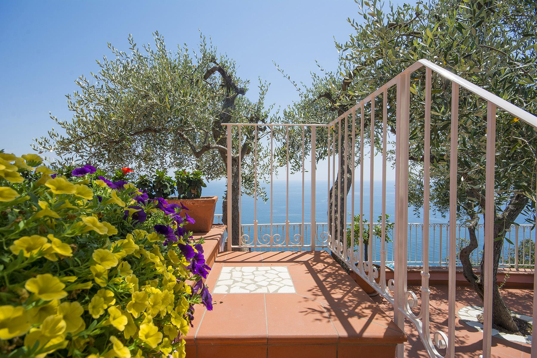 Charming luxury villa with swimming pool overlooking the Ligurian sea - 19