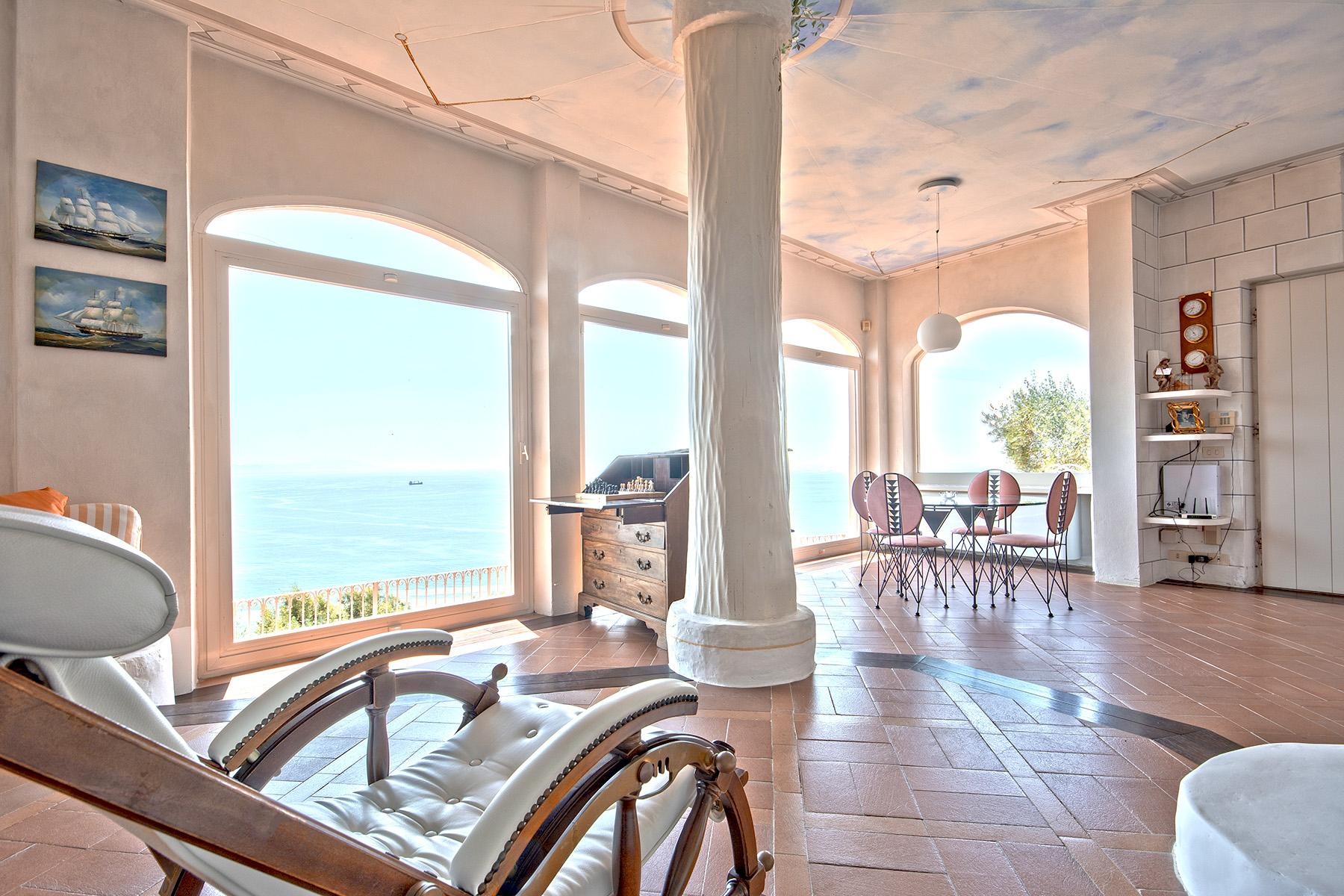Charming luxury villa with swimming pool overlooking the Ligurian sea - 24