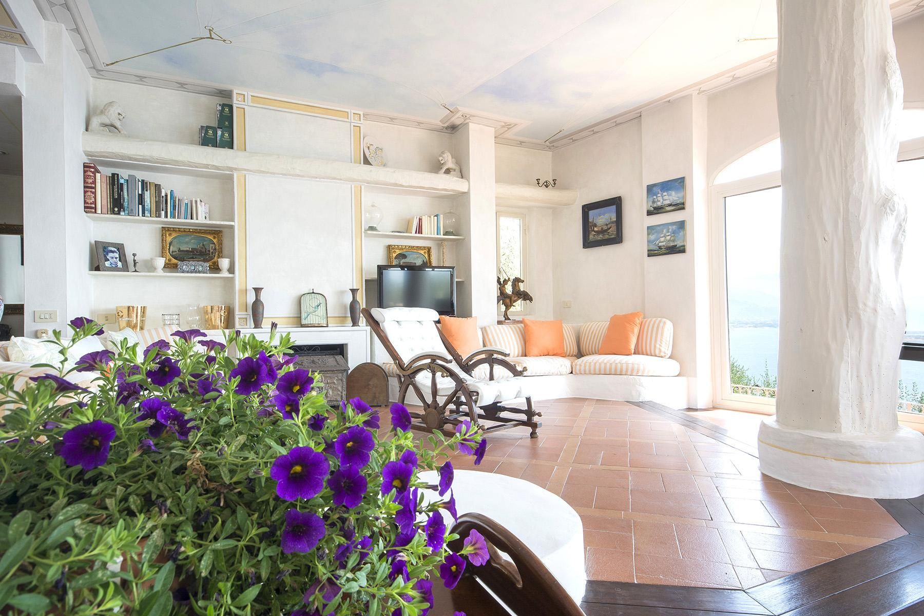 Charming luxury villa with swimming pool overlooking the Ligurian sea - 26