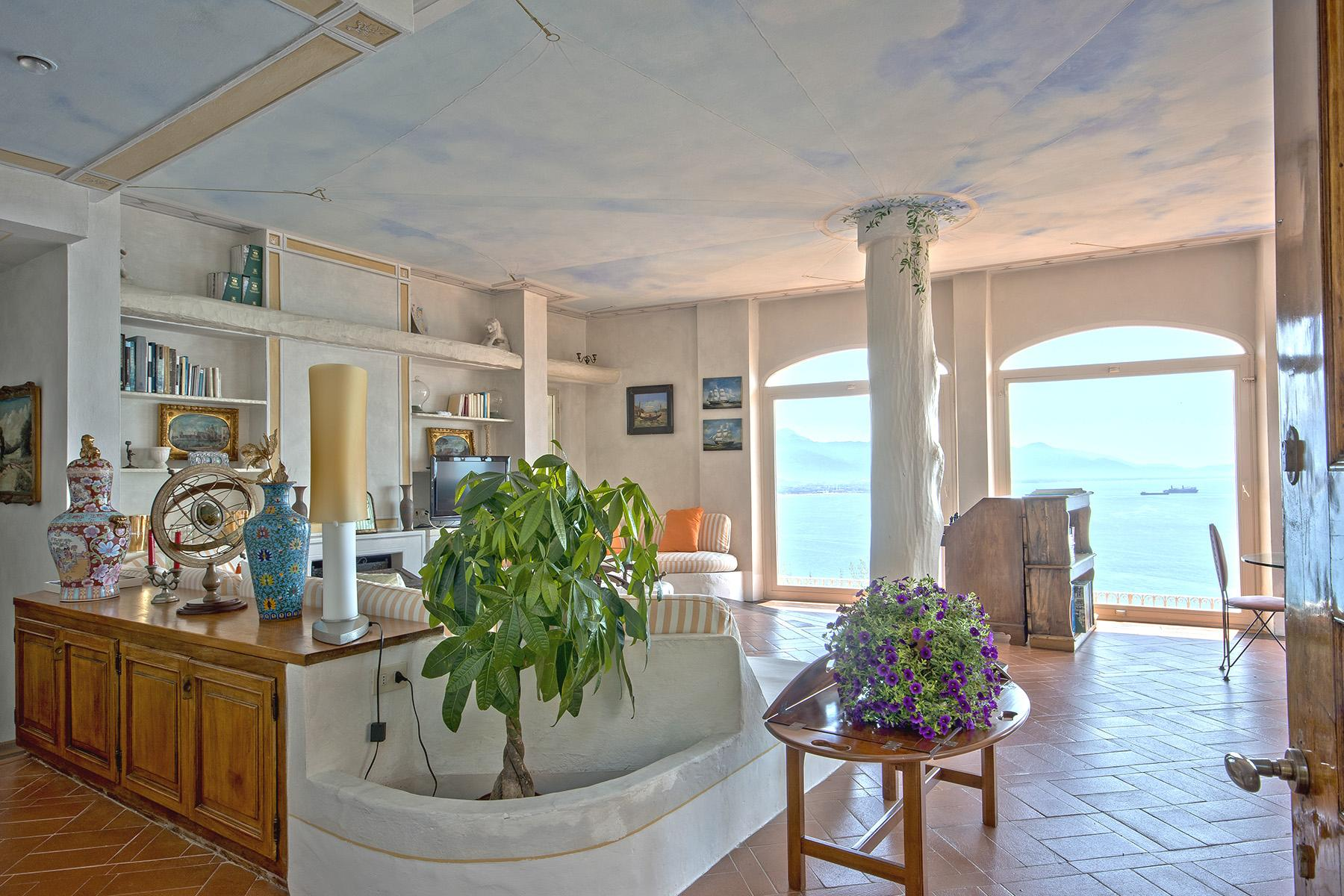 Charming luxury villa with swimming pool overlooking the Ligurian sea - 6