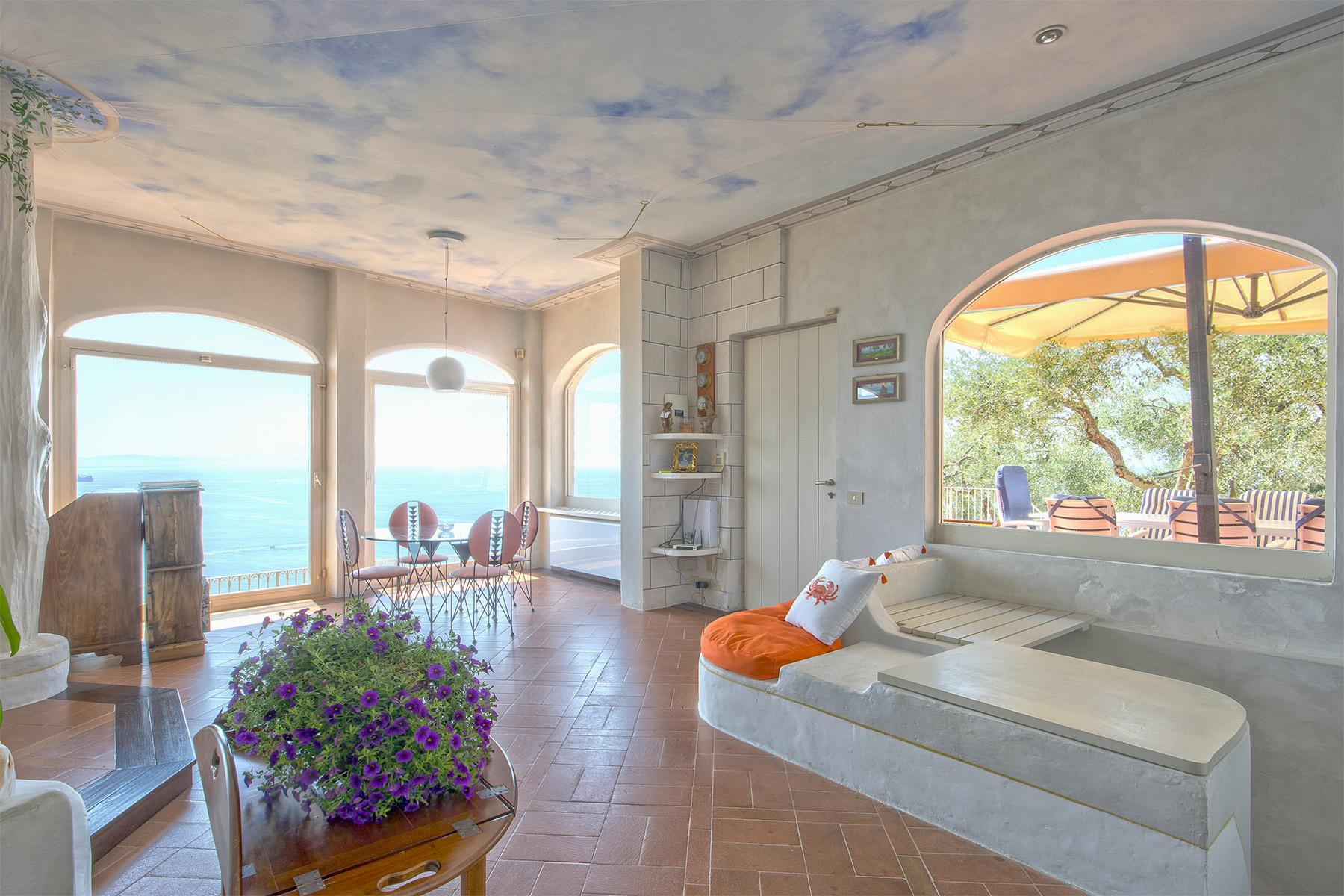 Charming luxury villa with swimming pool overlooking the Ligurian sea - 5