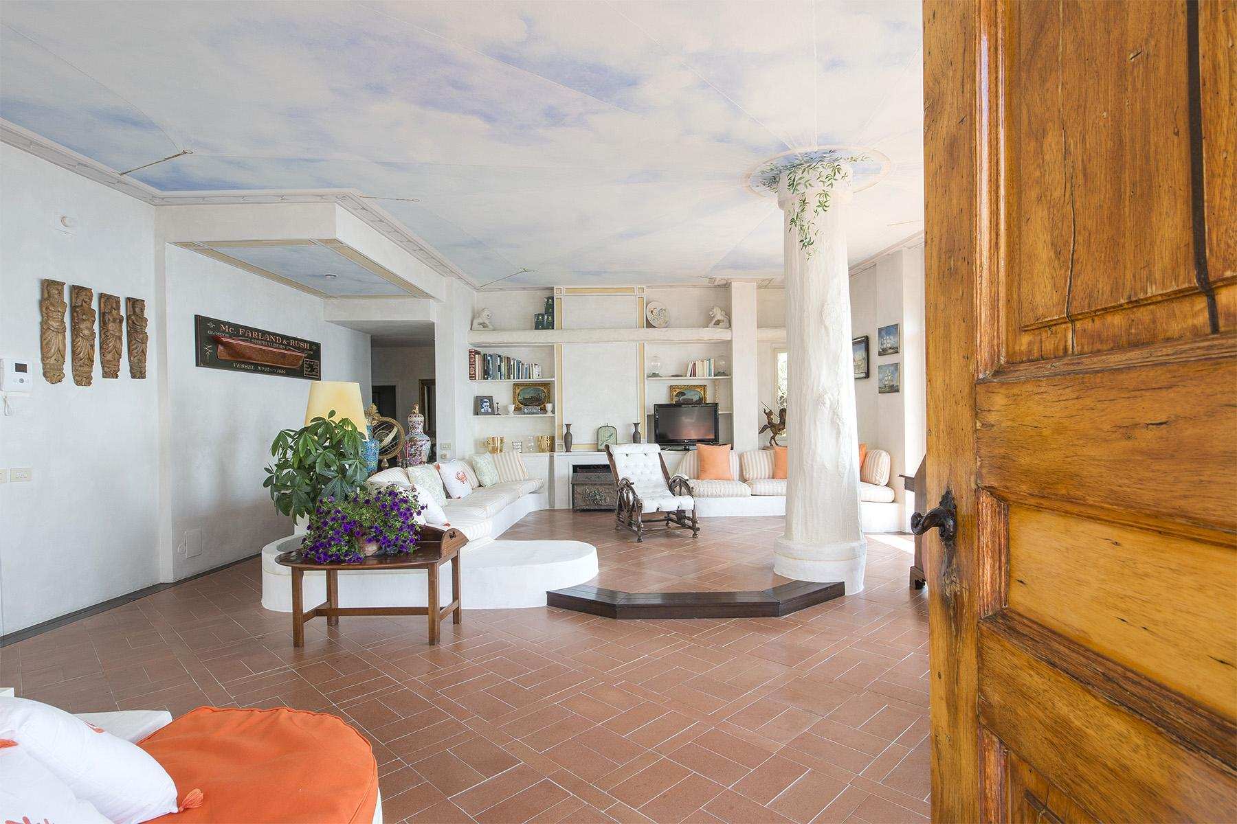 Charming luxury villa with swimming pool overlooking the Ligurian sea - 28
