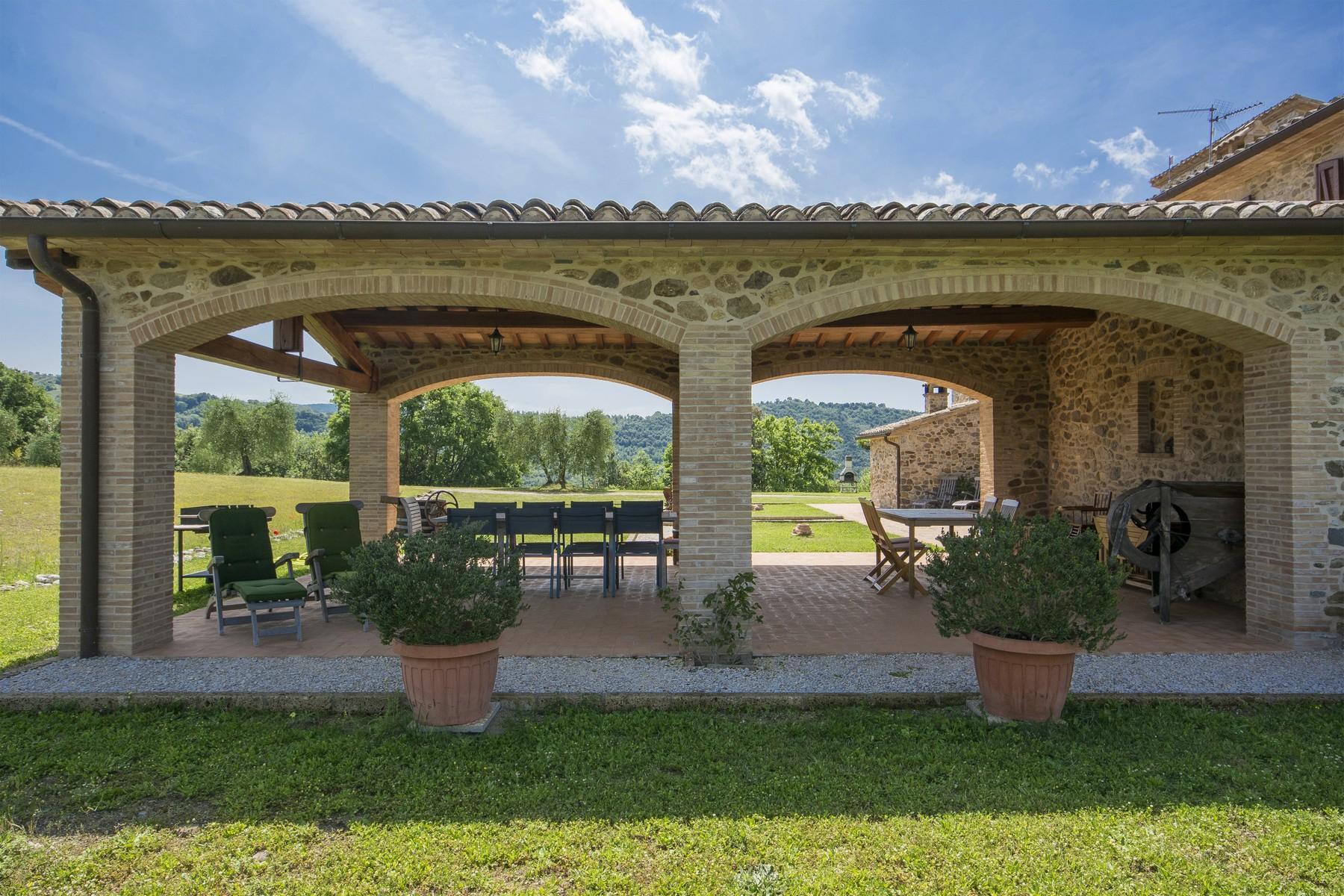 Eccezionale proprietà tra Toscana e Umbria - 6