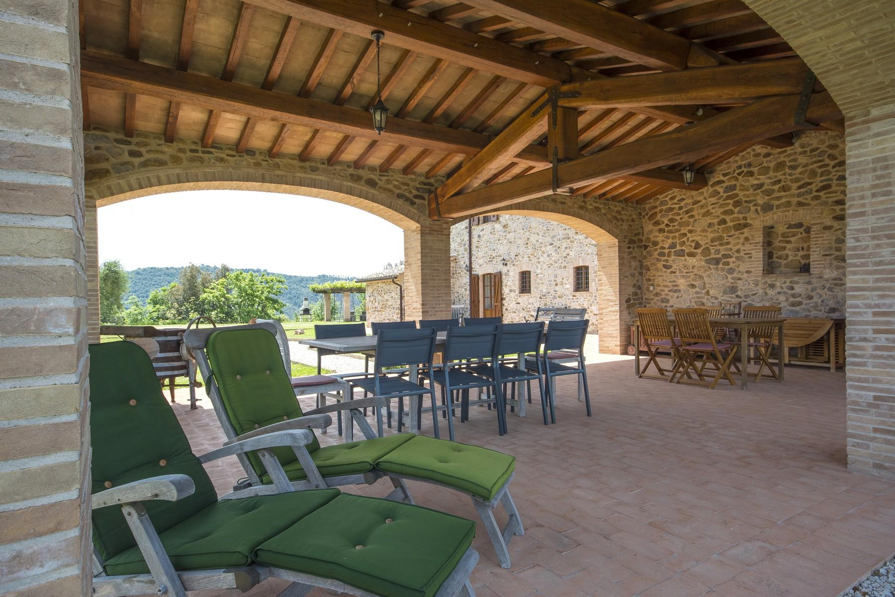 Eccezionale proprietà tra Toscana e Umbria - 7