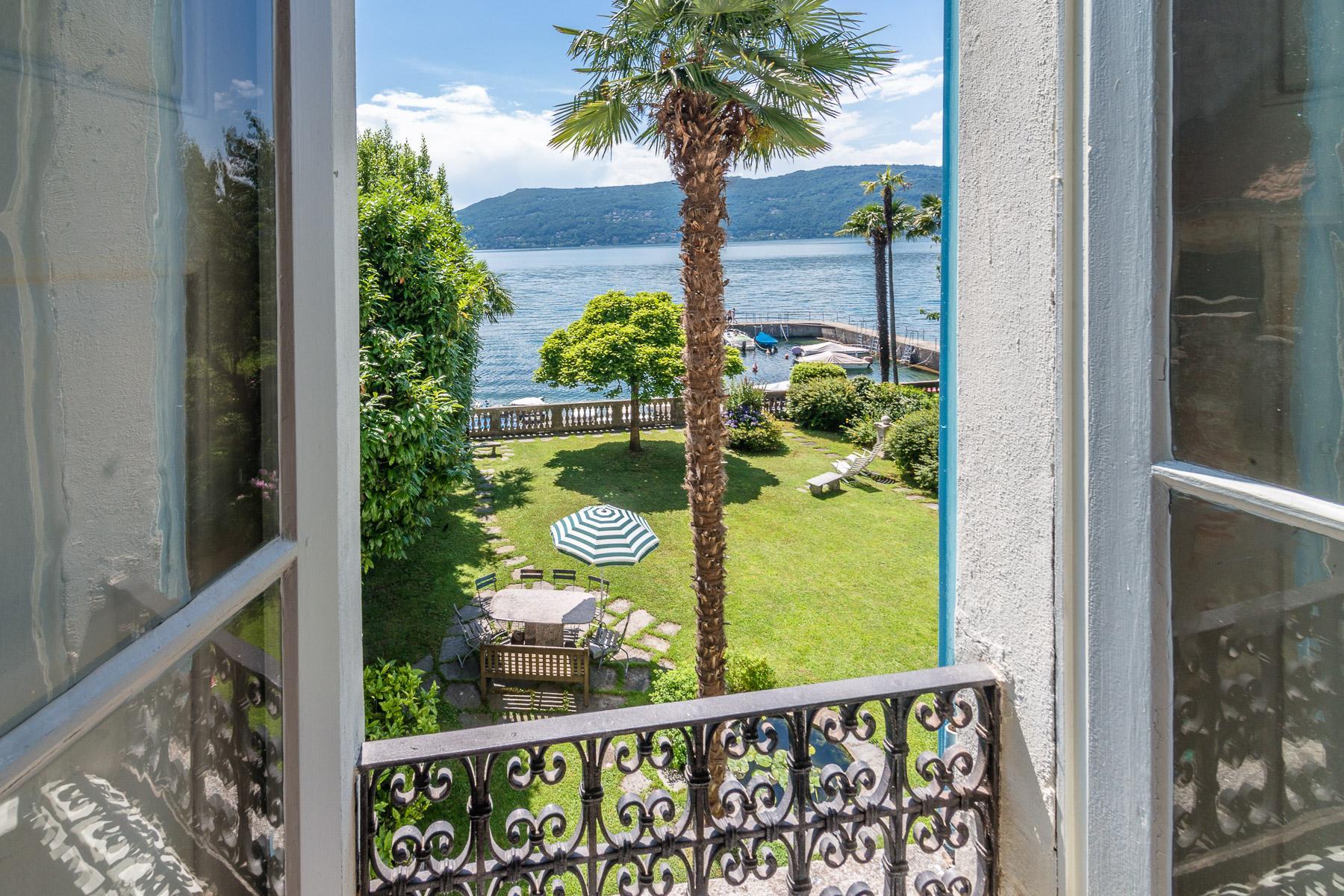 Casa storica direttamente sul lago Maggiore - 37