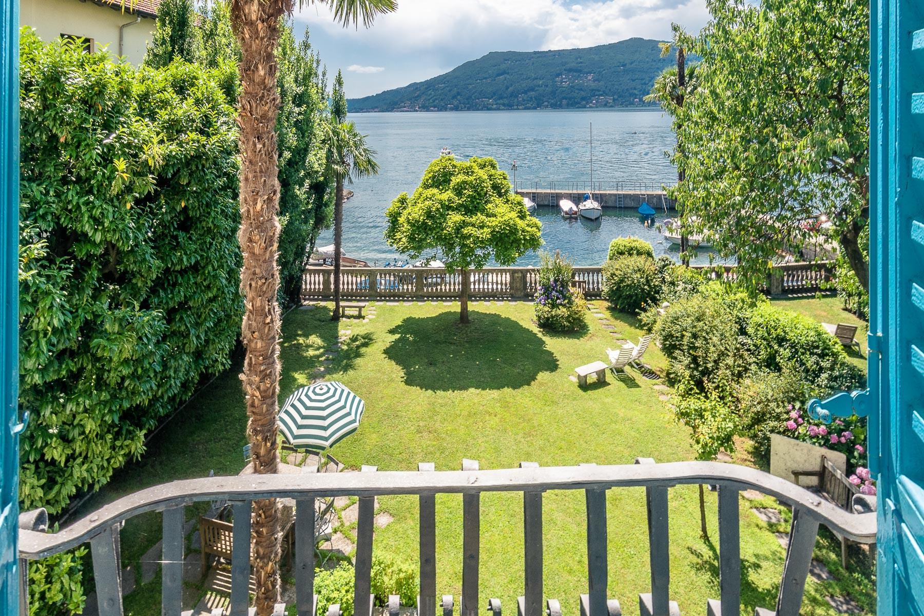 Casa storica direttamente sul lago Maggiore - 41