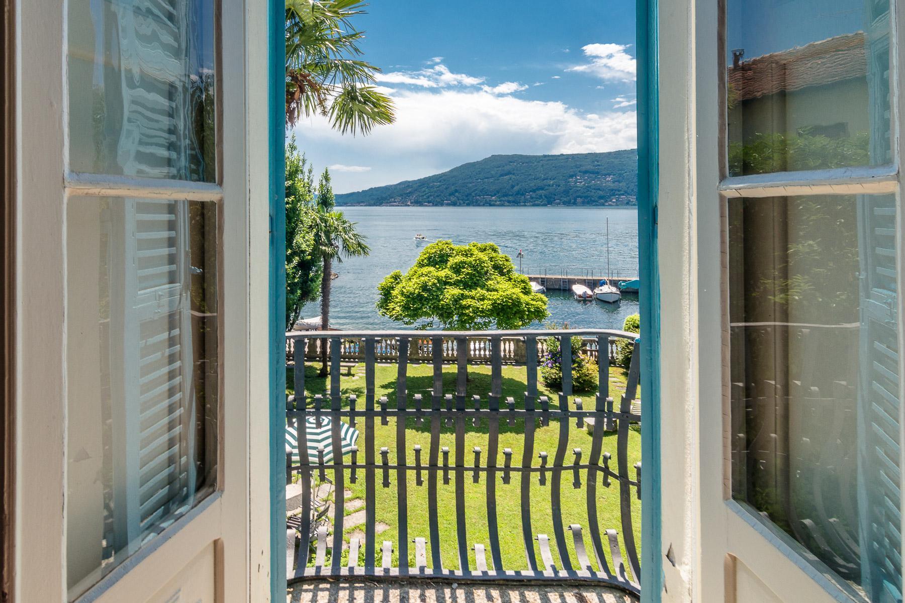 Casa storica direttamente sul lago Maggiore - 36