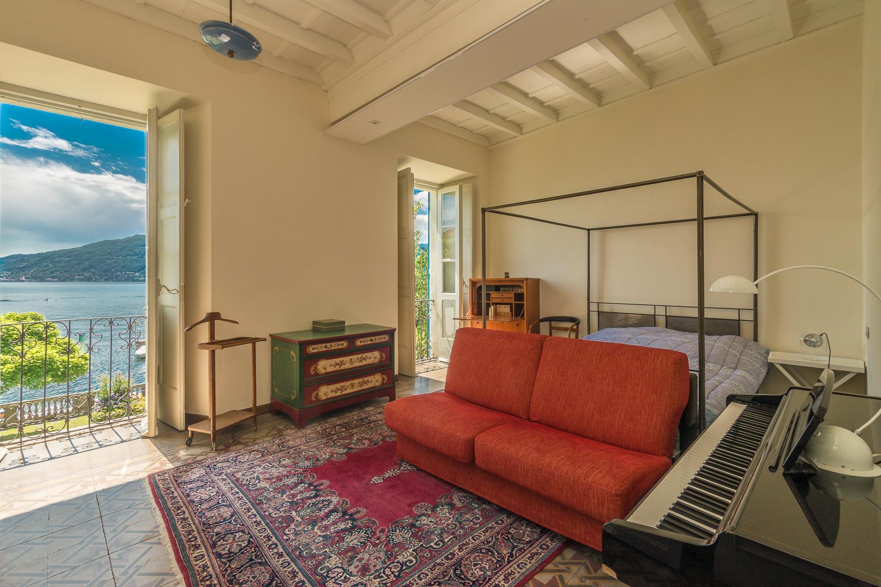 Casa storica direttamente sul lago Maggiore - 25