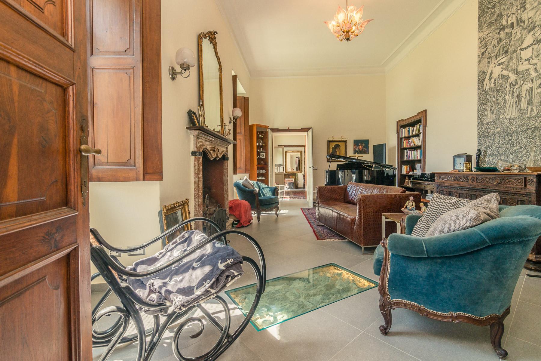 Casa storica direttamente sul lago Maggiore - 17