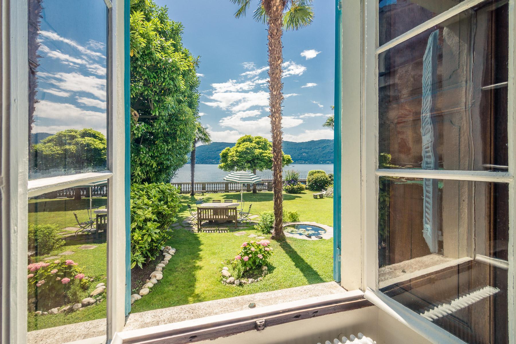 Casa storica direttamente sul lago Maggiore - 34