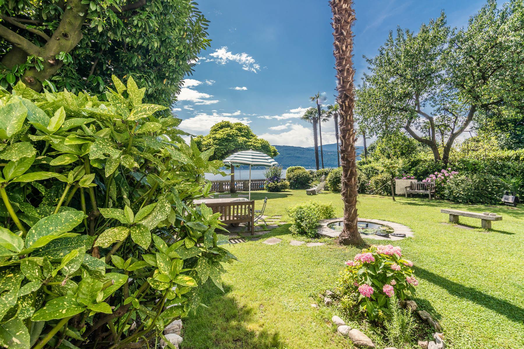 Casa storica direttamente sul lago Maggiore - 46