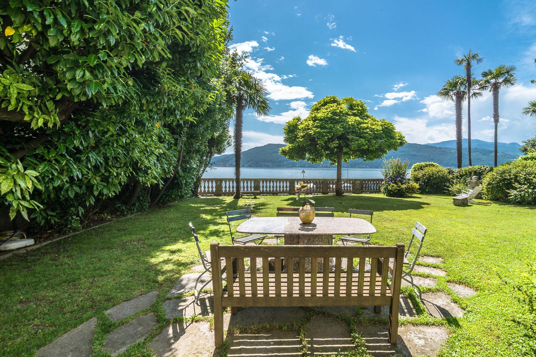 Casa storica direttamente sul lago Maggiore - 40