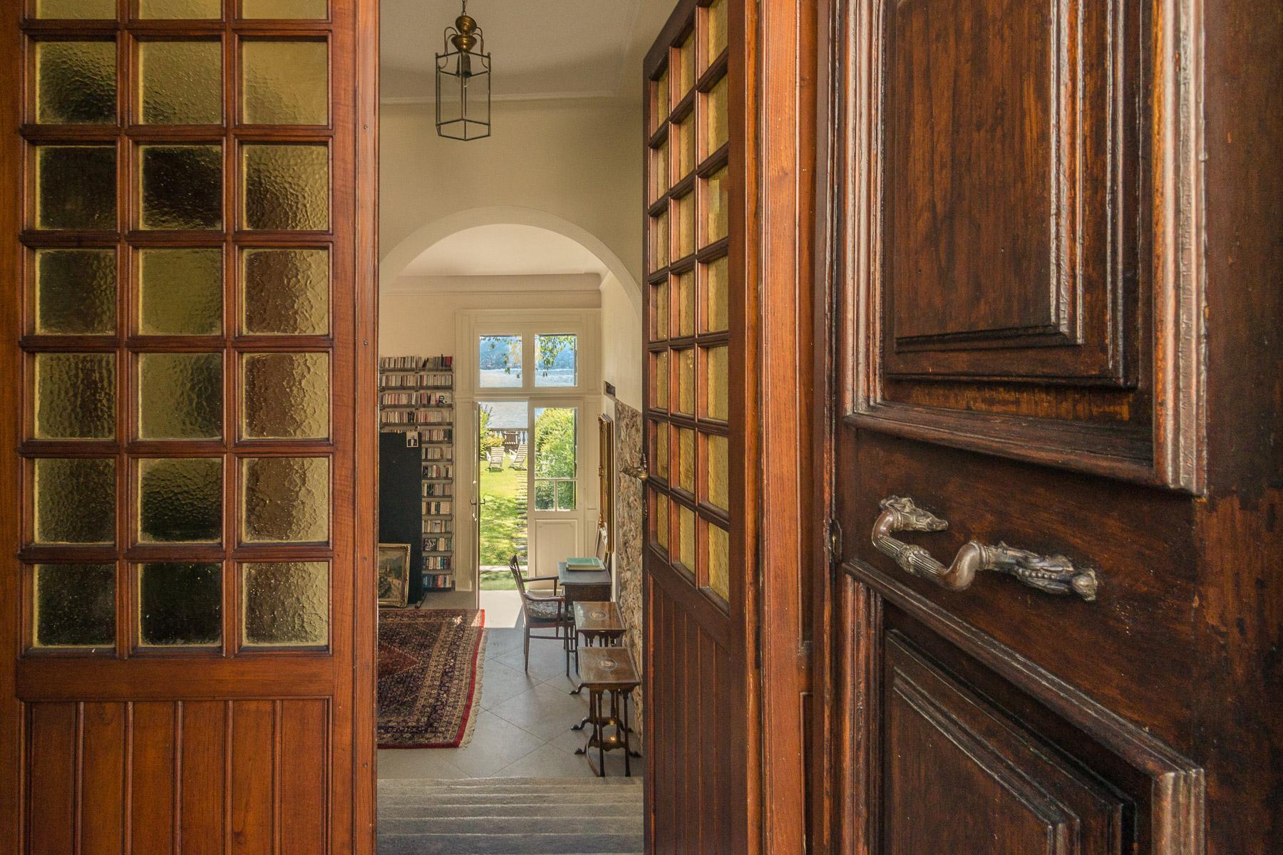 Casa storica direttamente sul lago Maggiore - 12