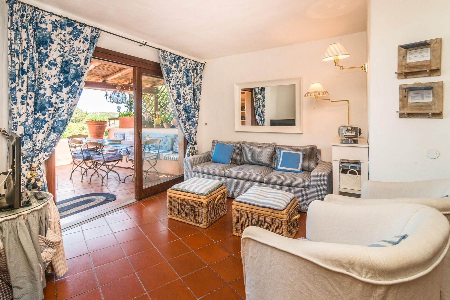 Porto Cervo Pevero Golf Charming apartment - 3
