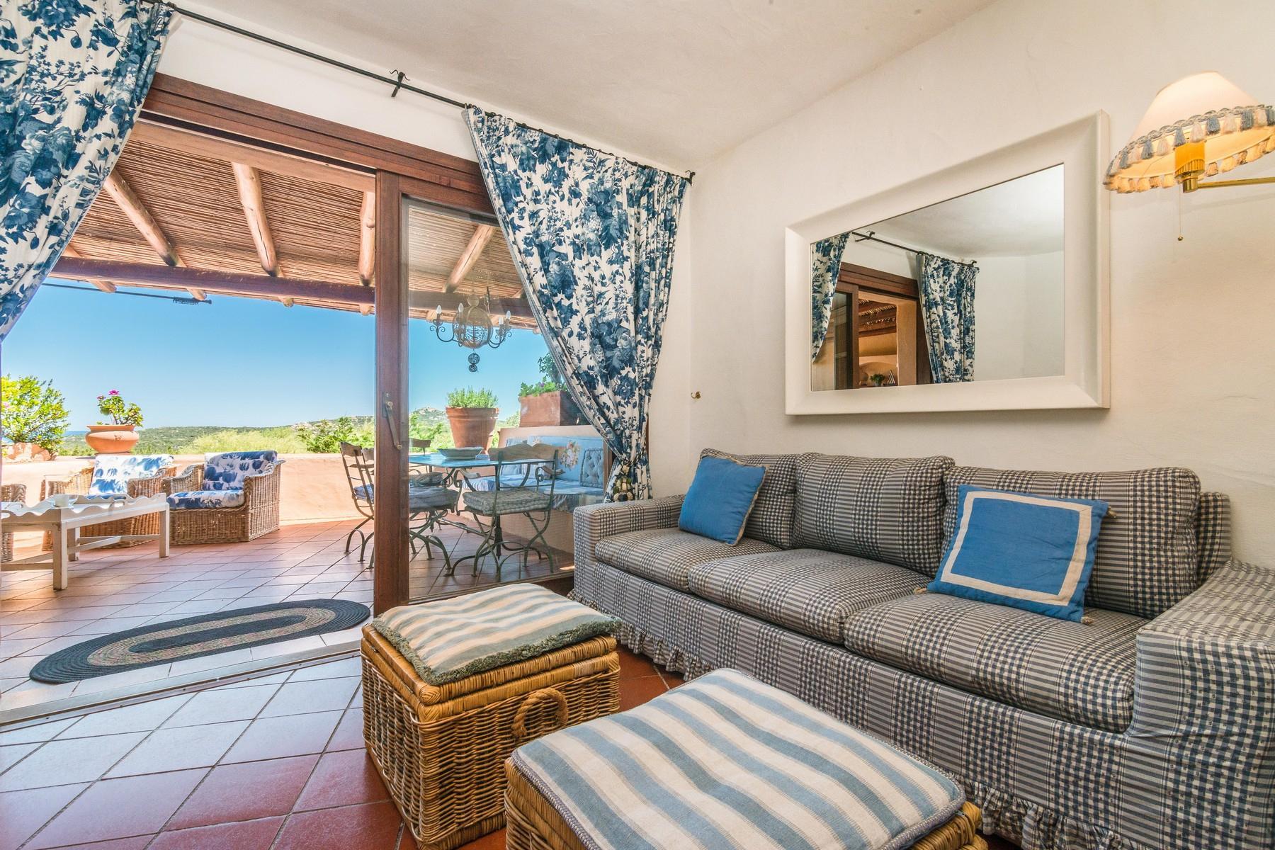 Porto Cervo Pevero Golf Charming apartment - 4
