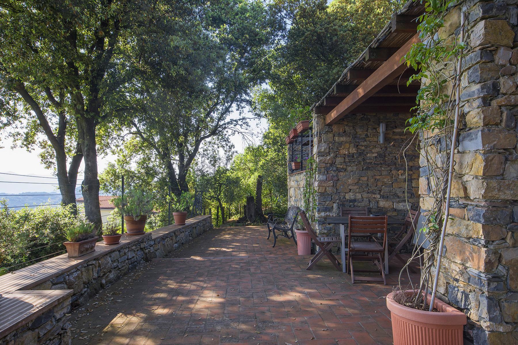 Elegante villa lussuosa con vista mozzafiato sulla baia di Lerici - 27