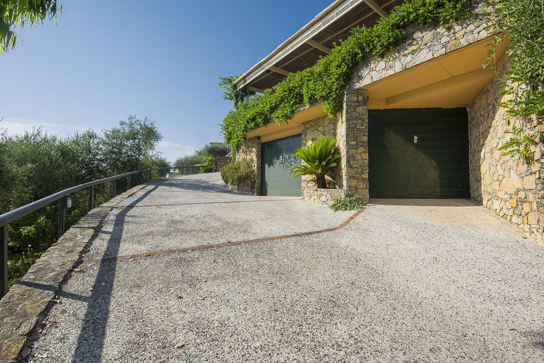 Elegante villa lussuosa con vista mozzafiato sulla baia di Lerici - 25