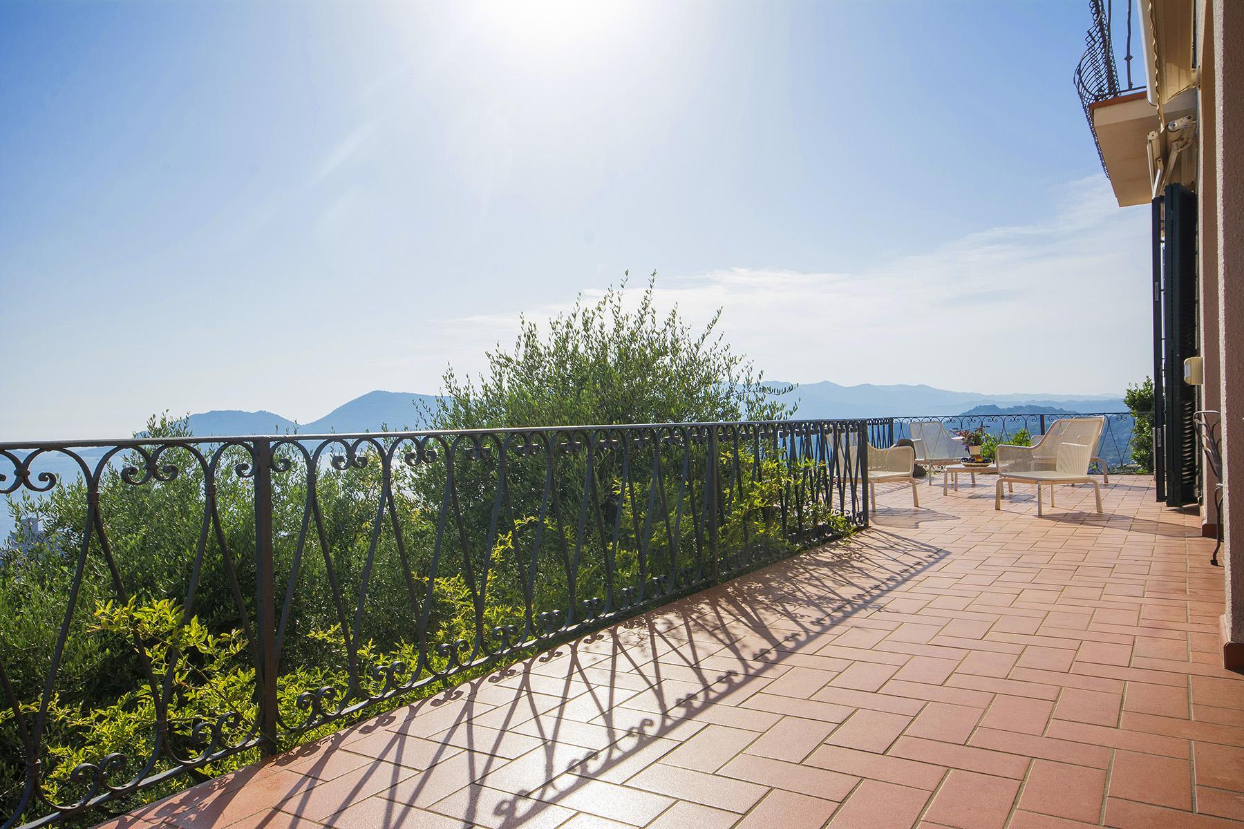 Elegante villa lussuosa con vista mozzafiato sulla baia di Lerici - 9