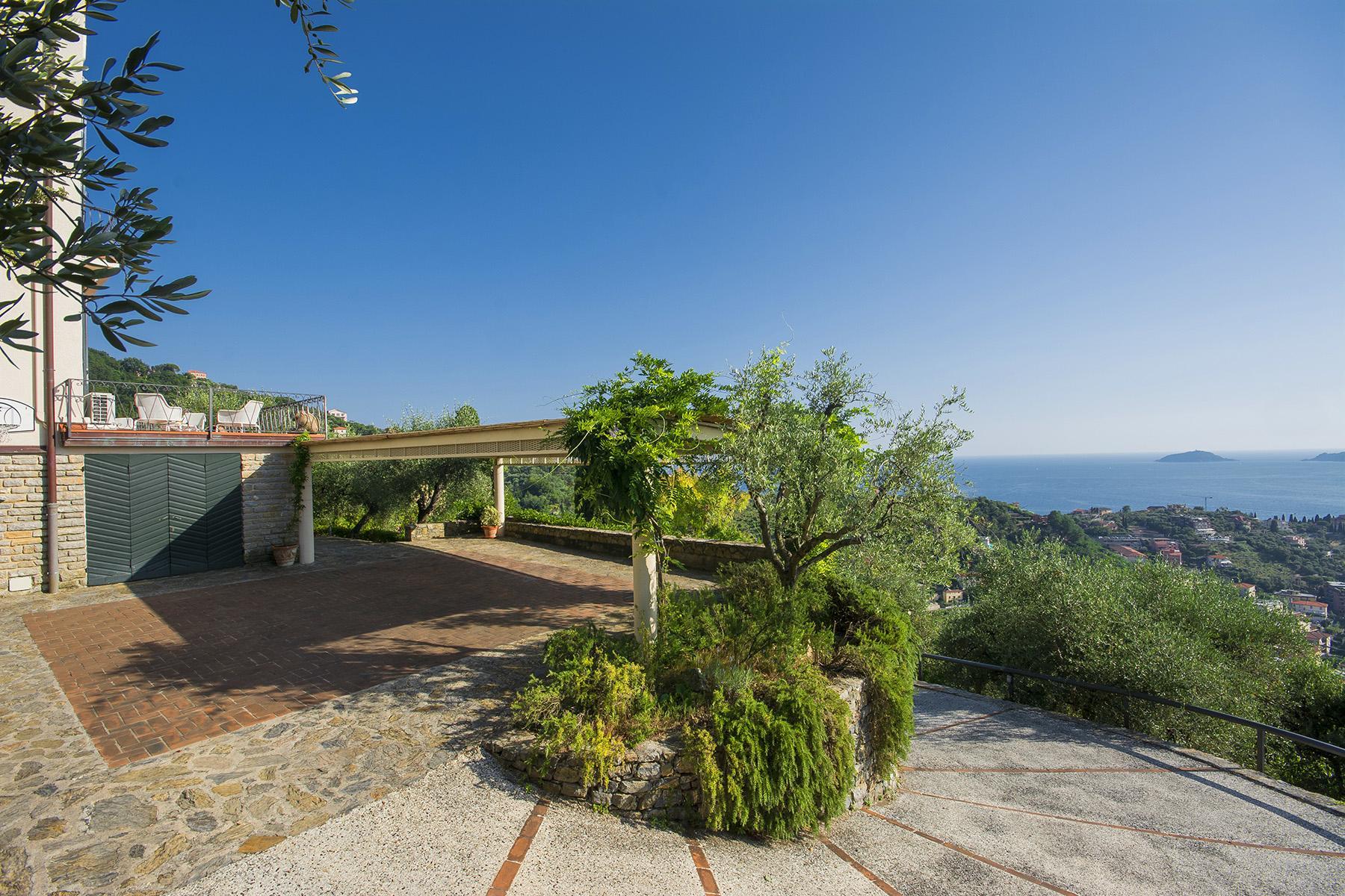 Elegante villa lussuosa con vista mozzafiato sulla baia di Lerici - 24