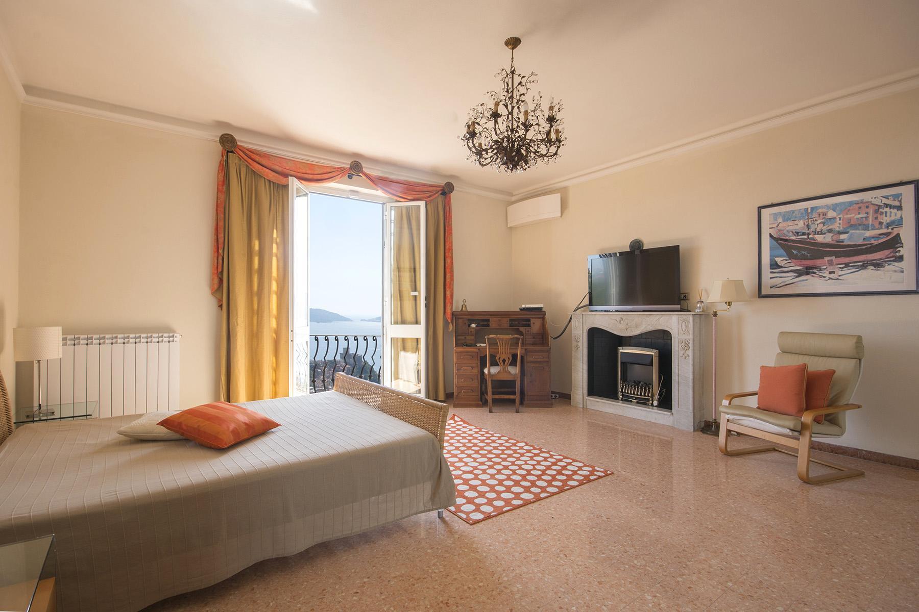 Elegante villa lussuosa con vista mozzafiato sulla baia di Lerici - 17