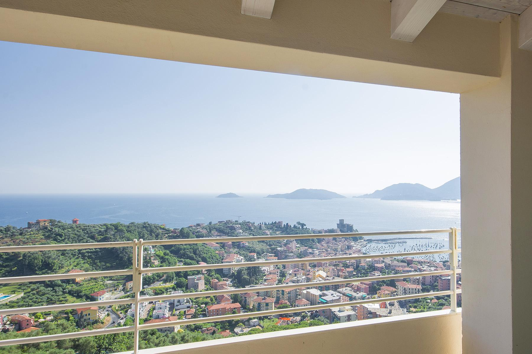 Elegant luxury villa with breathtaking views over the Lerici bay - 23